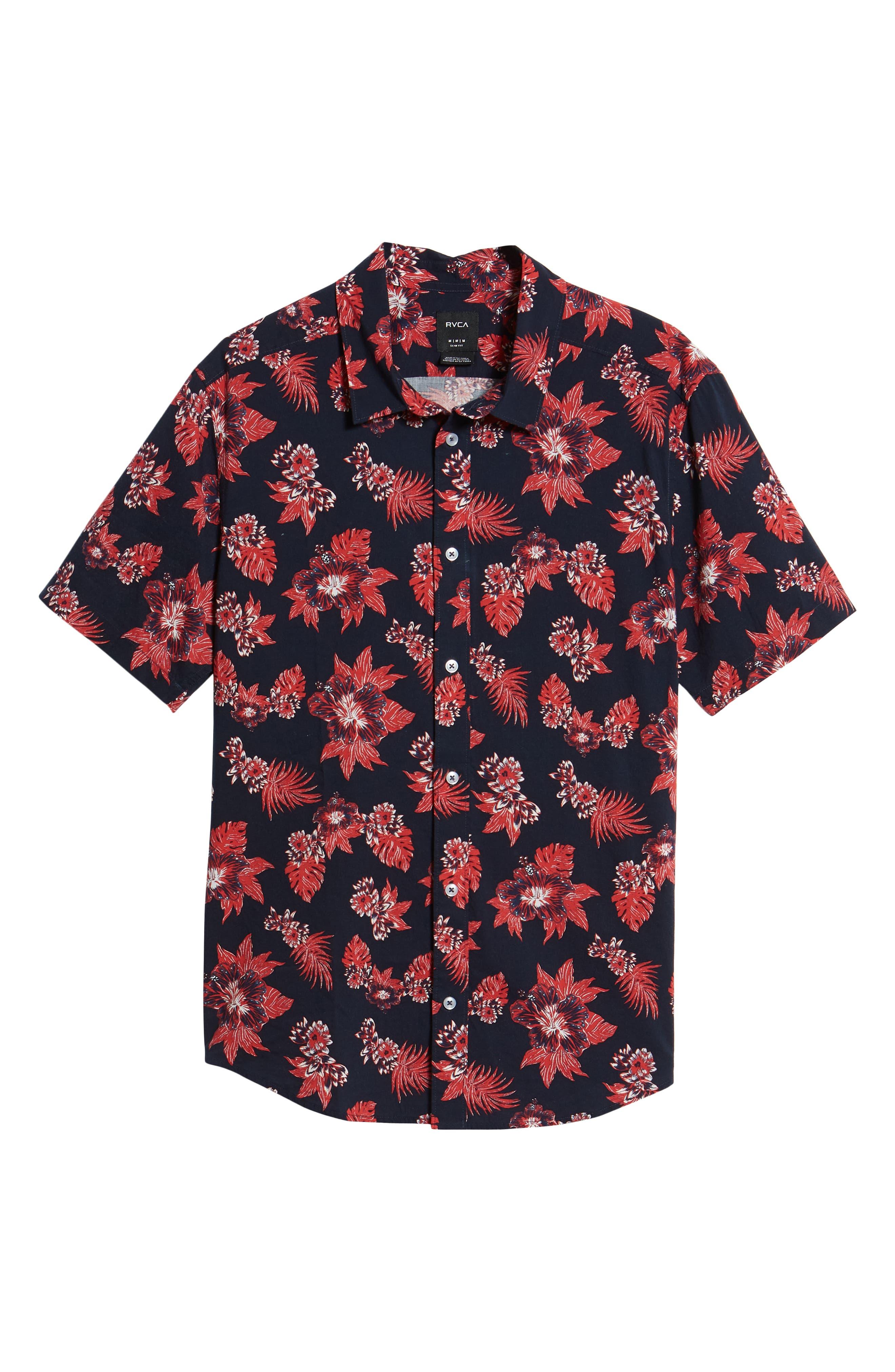 McMillian Woven Shirt,                             Alternate thumbnail 6, color,                             402