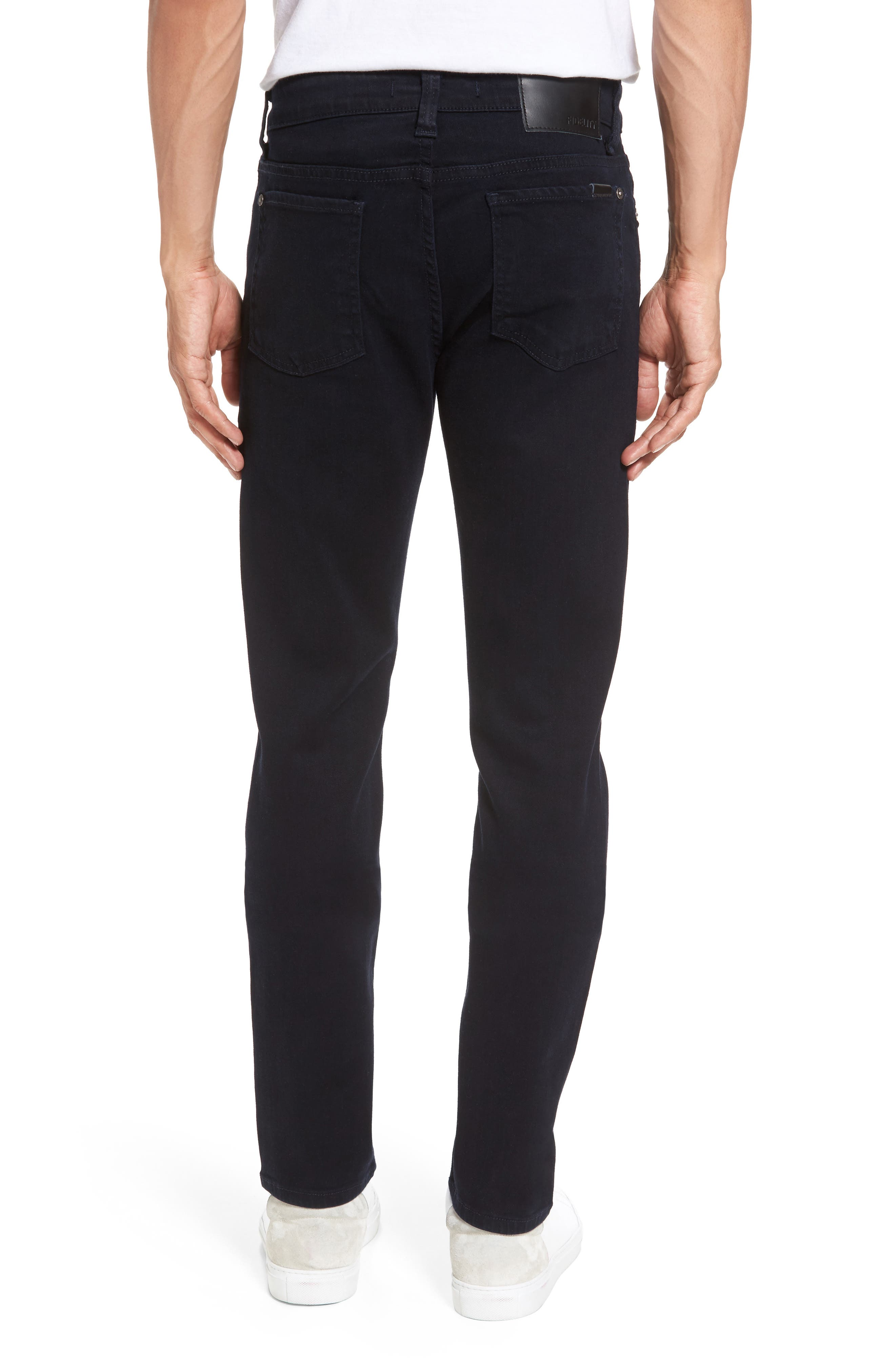 Torino Slim Fit Jeans,                             Alternate thumbnail 2, color,                             EVERBLUE