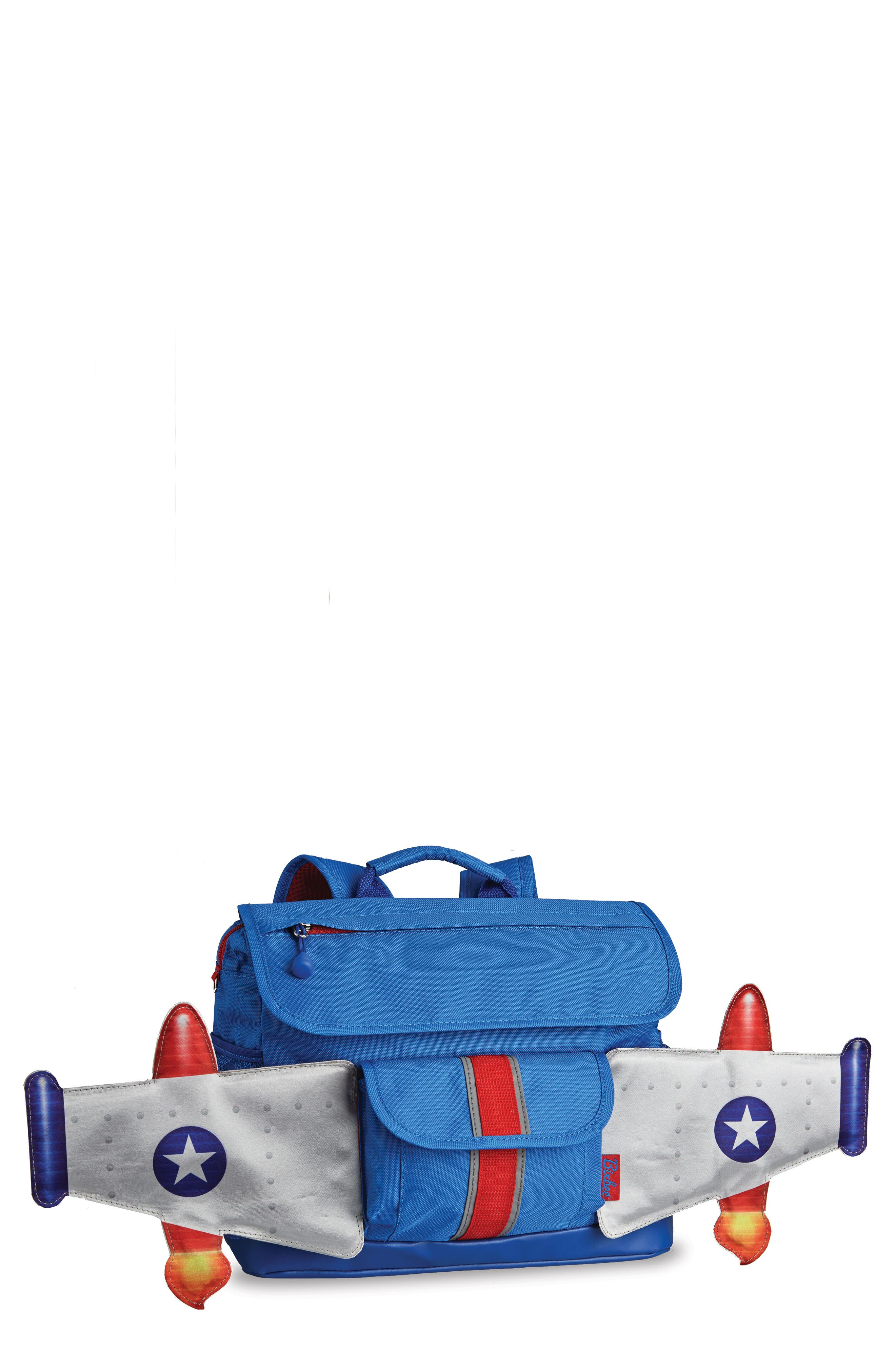 Rocketflyer Water-Resistant Backpack,                             Main thumbnail 1, color,                             400