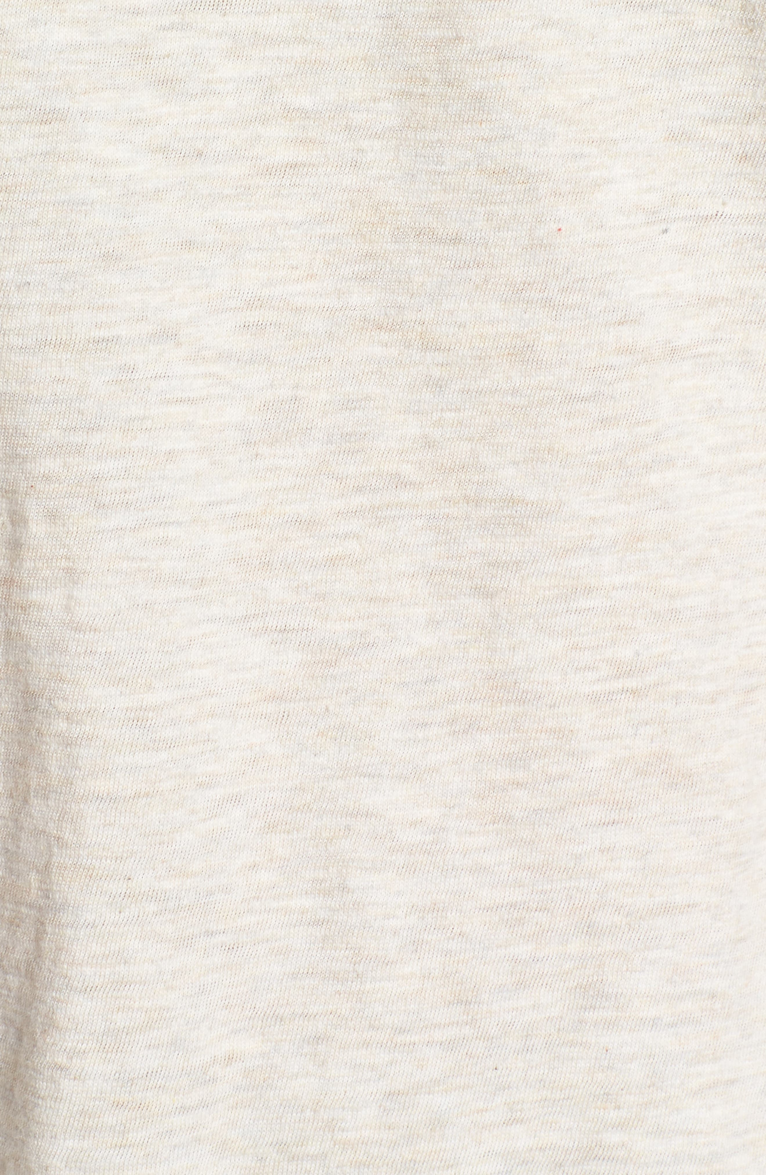 Organic Cotton V-Neck Tee,                             Alternate thumbnail 11, color,