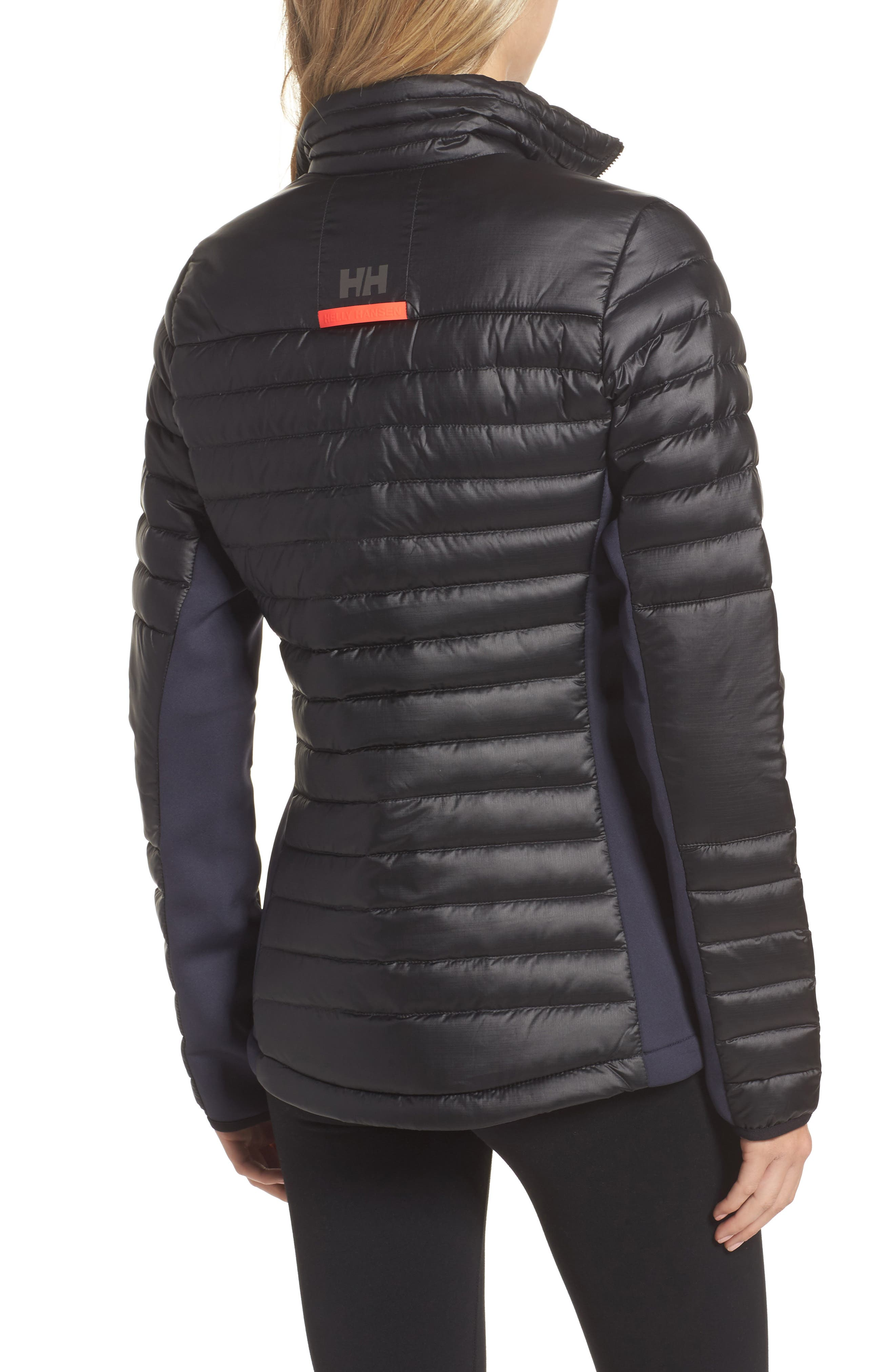 Verglas Hybrid Down Insulator Jacket,                             Alternate thumbnail 2, color,                             001