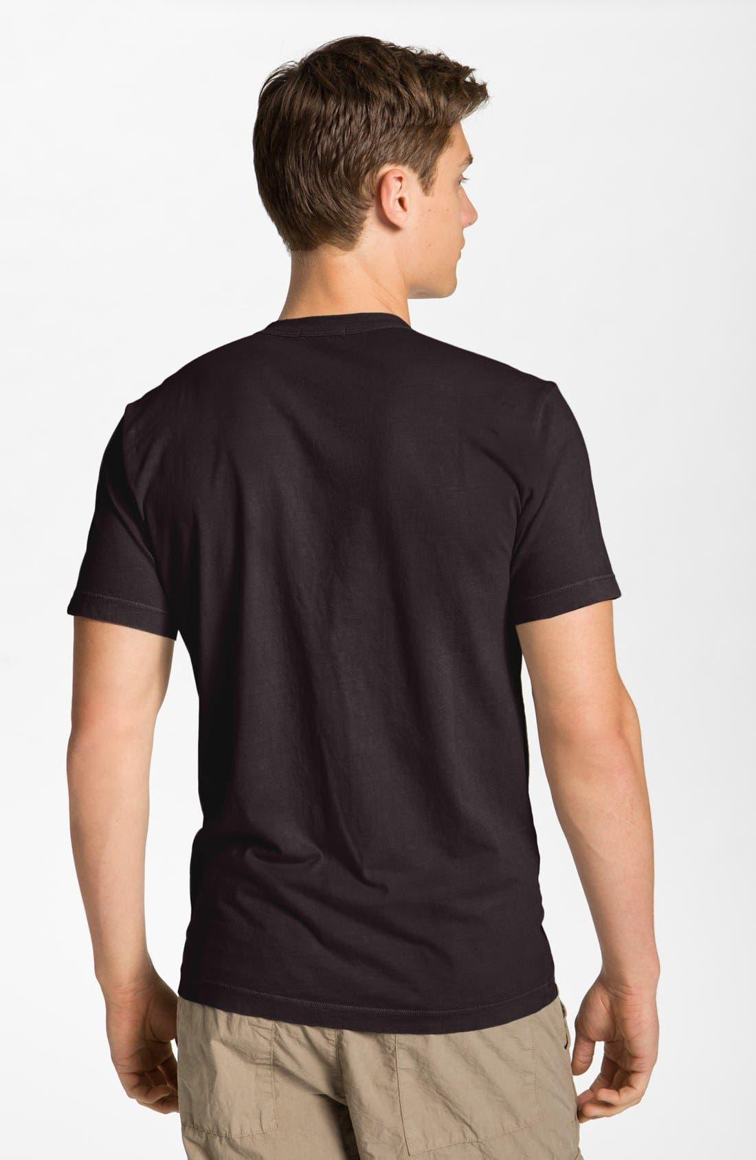 Crewneck Jersey T-Shirt,                             Alternate thumbnail 208, color,
