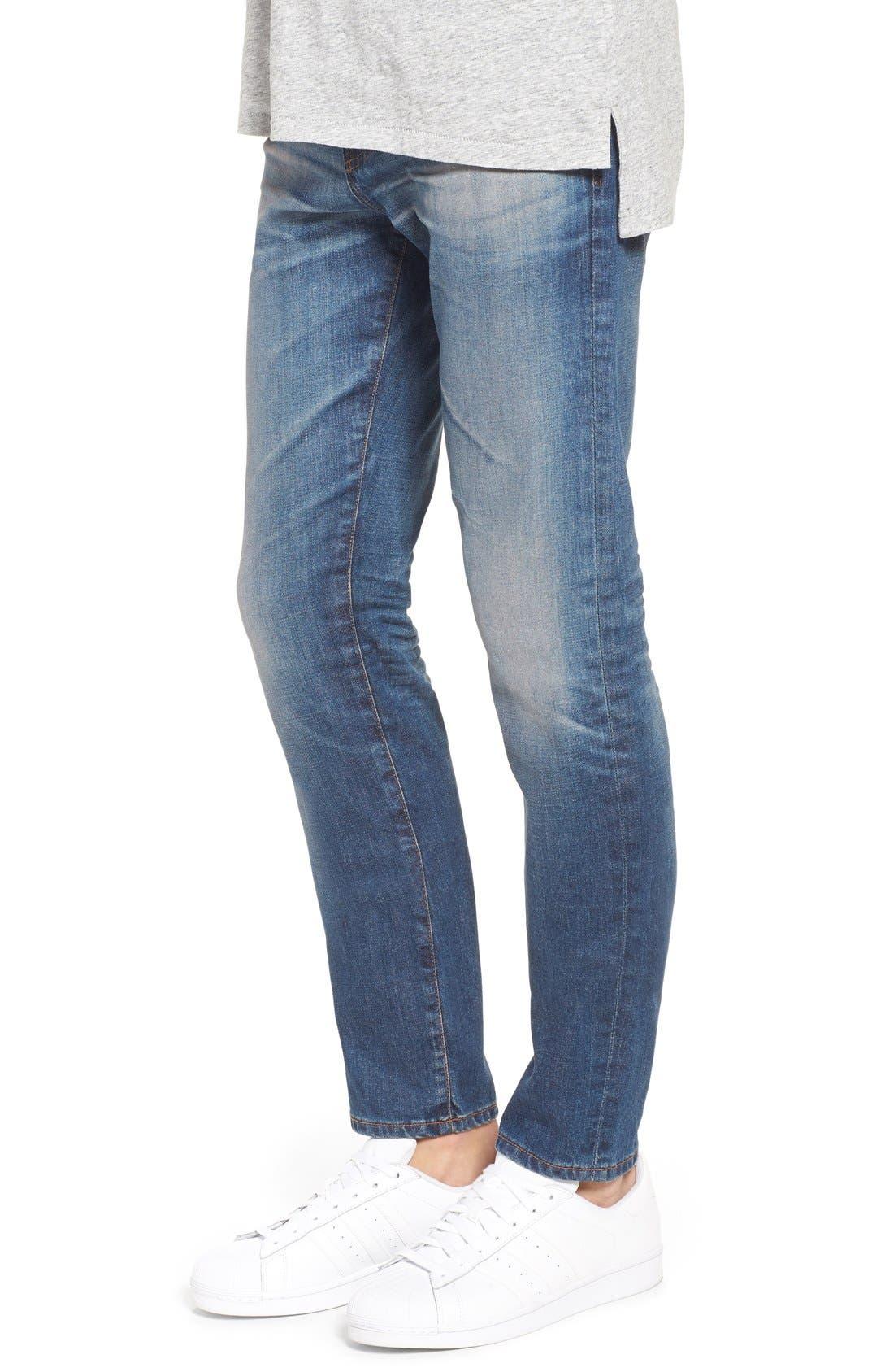 AG,                             'Stockton' Skinny Fit Jeans,                             Alternate thumbnail 3, color,                             425