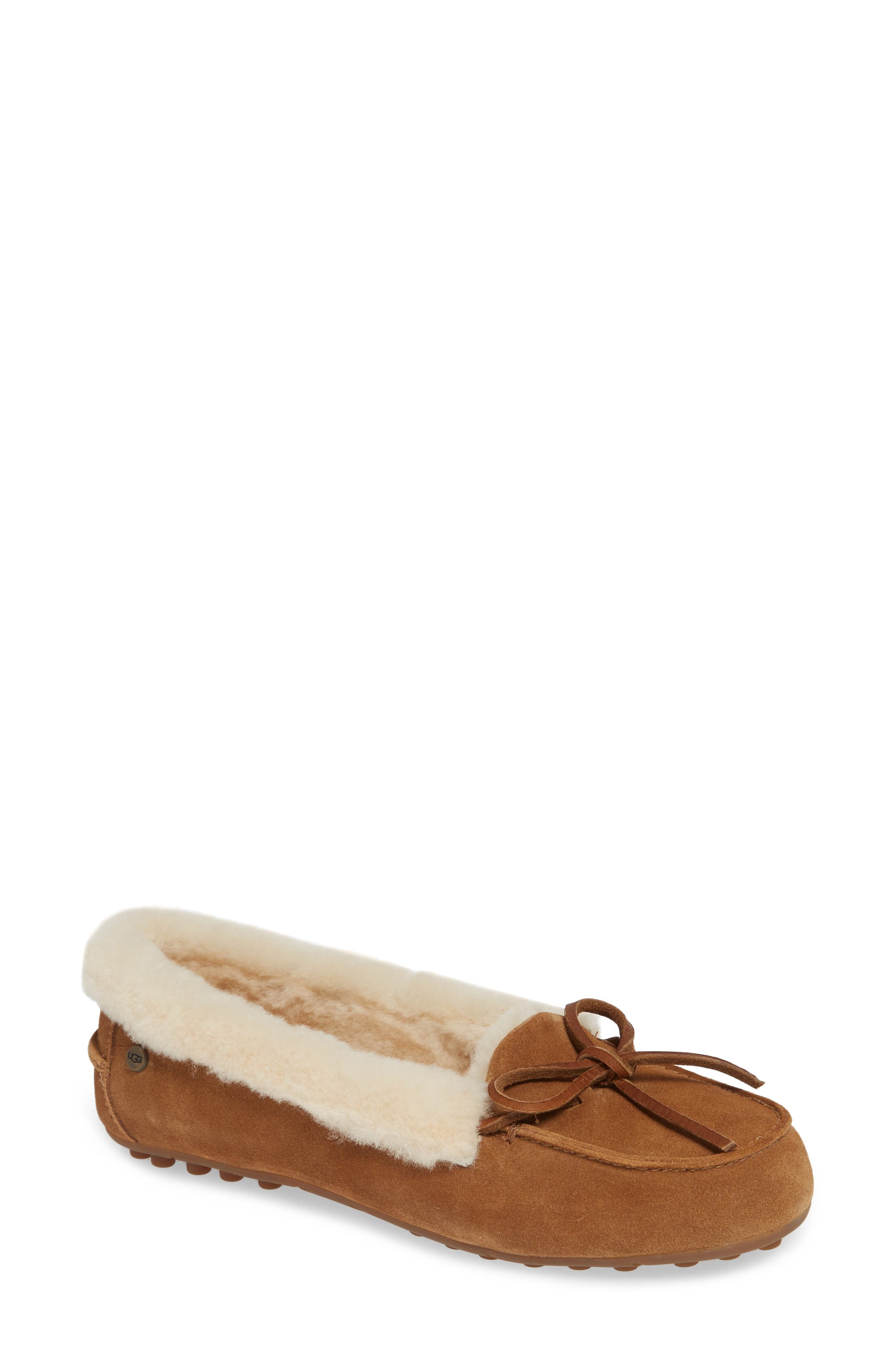 Ugg Solana Driving Slipper, Brown