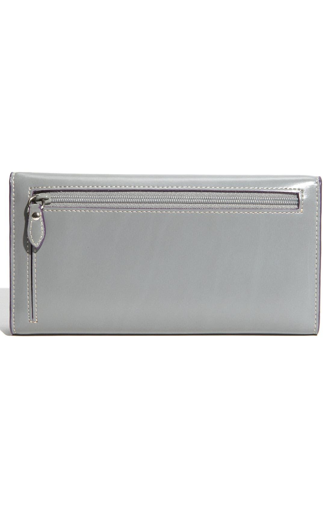Lodis 'Audrey' Checkbook Clutch Wallet,                             Alternate thumbnail 4, color,                             035