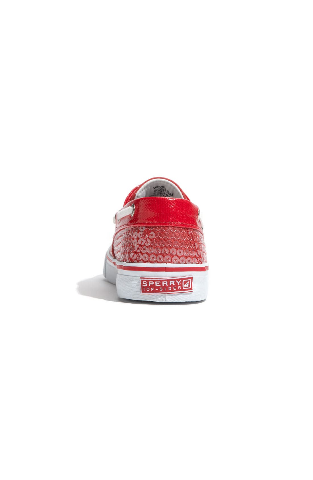 Top-Sider<sup>®</sup> 'Bahama' Sequined Boat Shoe,                             Alternate thumbnail 77, color,