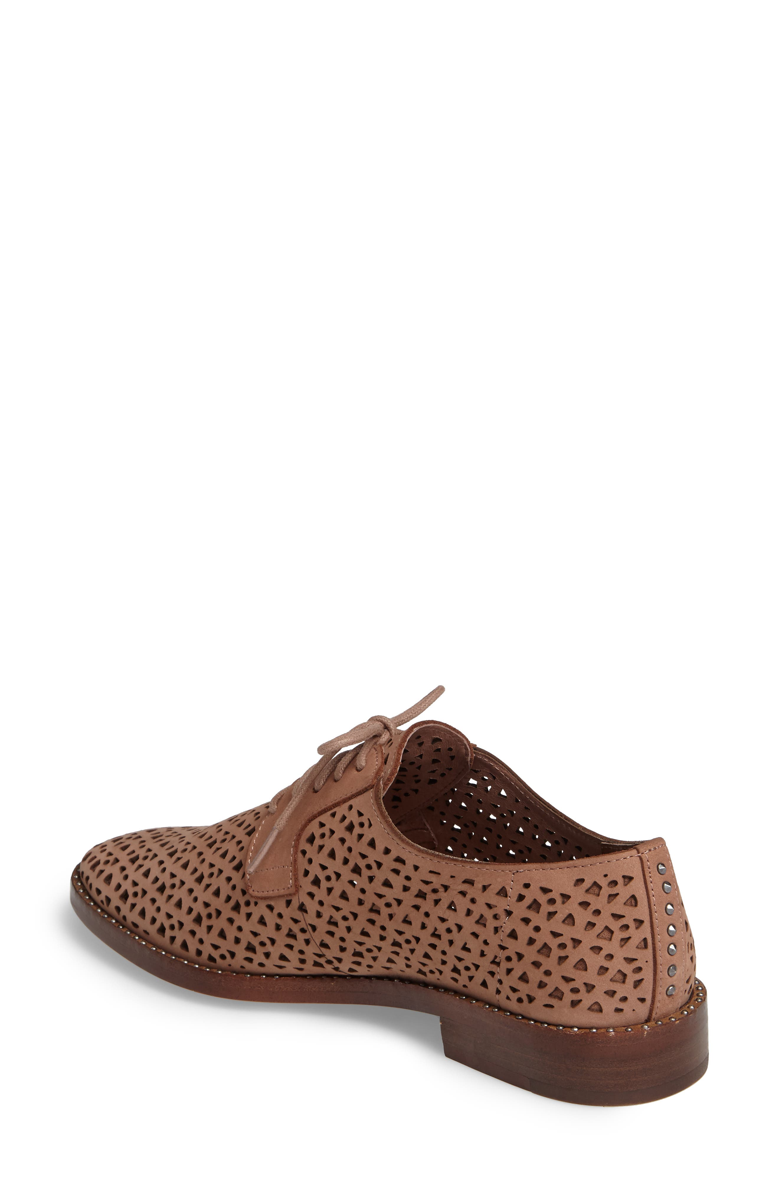 Lesta Geo Perforated Oxford,                             Alternate thumbnail 10, color,