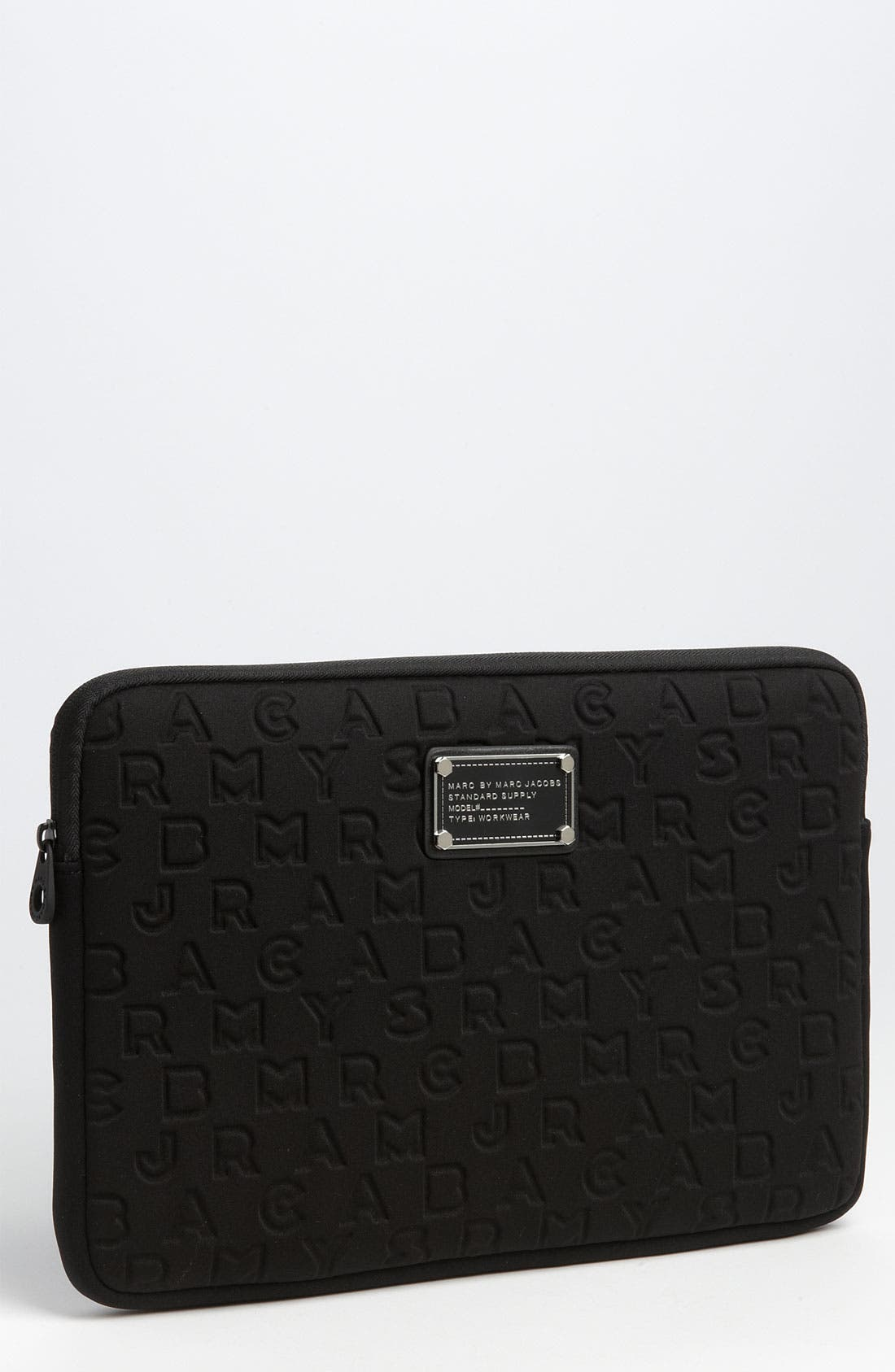MARC BY MARC JACOBS 'Dreamy' Laptop Sleeve,                         Main,                         color, 001