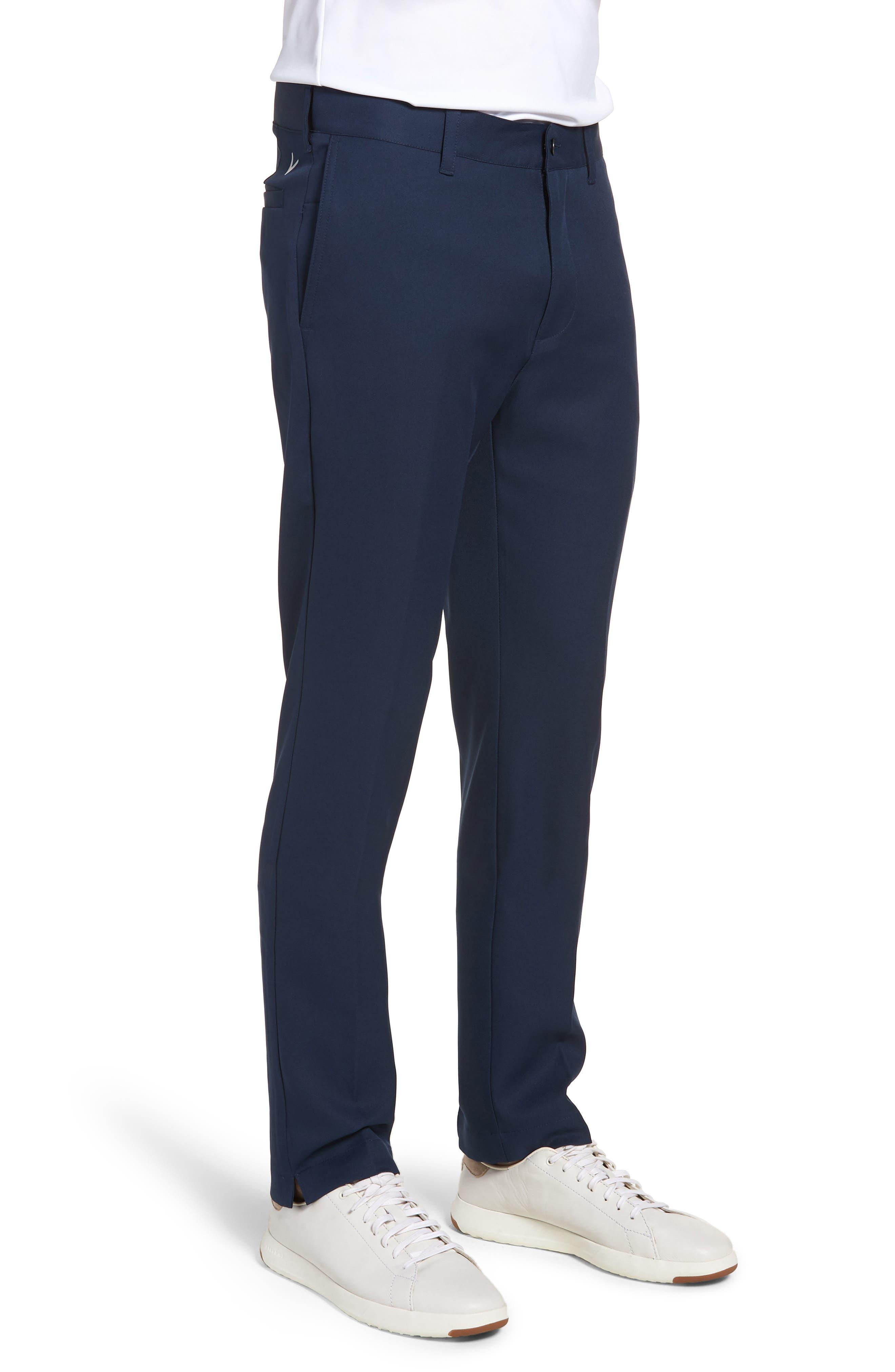 Tech Slim Fit Pants,                             Alternate thumbnail 9, color,