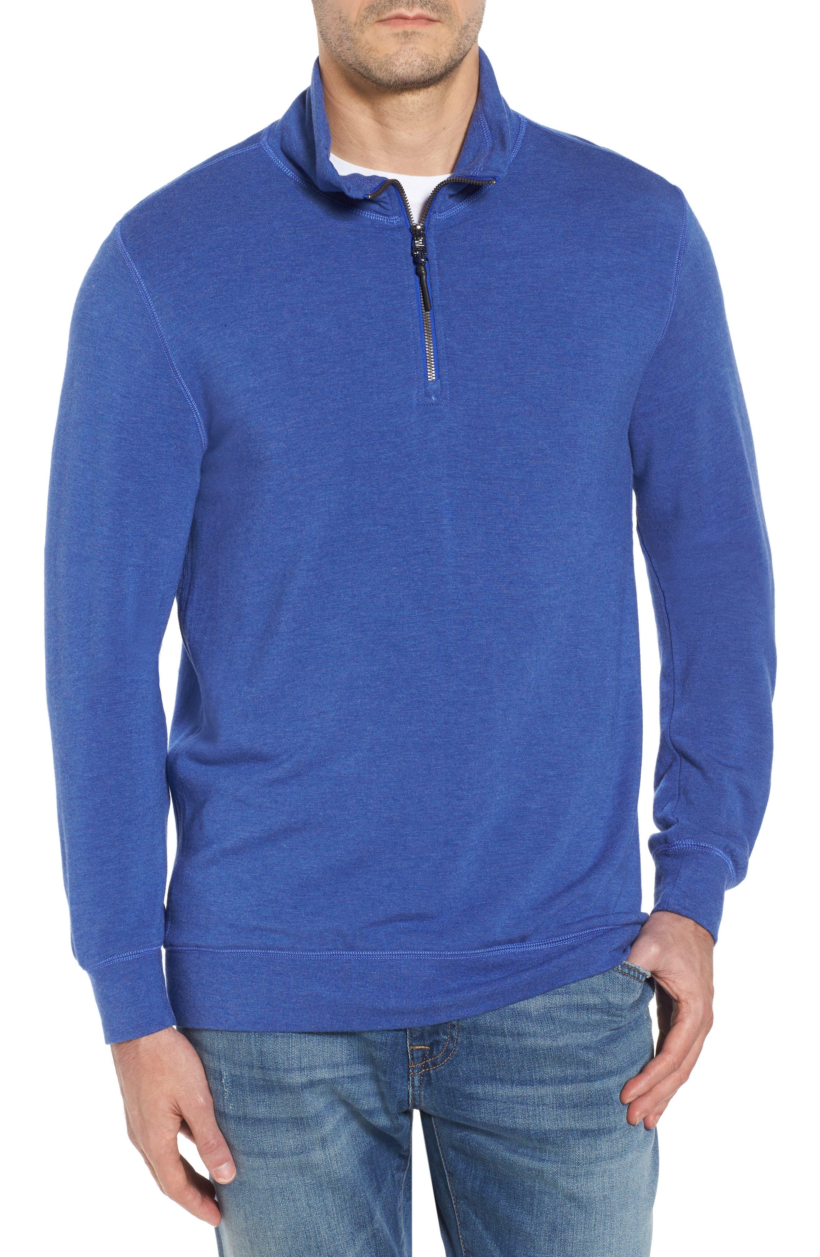 Brushback Quarter Zip Pullover,                             Main thumbnail 2, color,