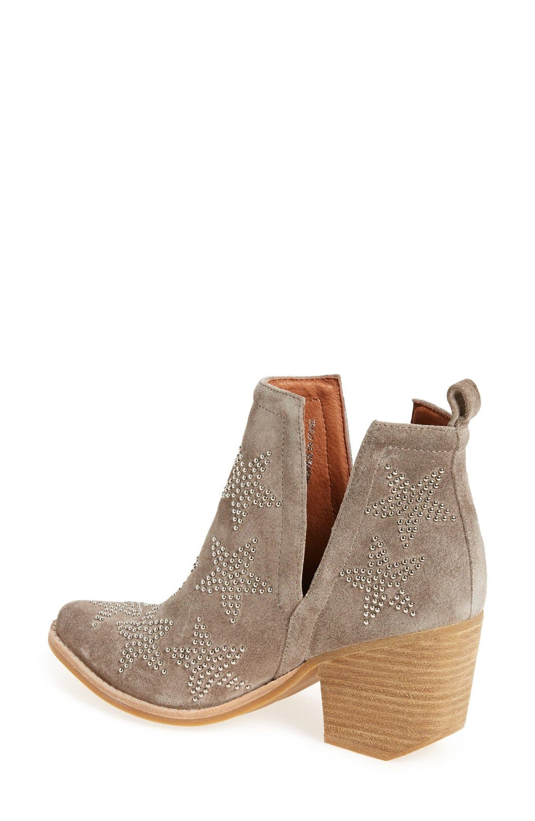 'Asterial' Star Studded Bootie,                             Alternate thumbnail 2, color,                             250