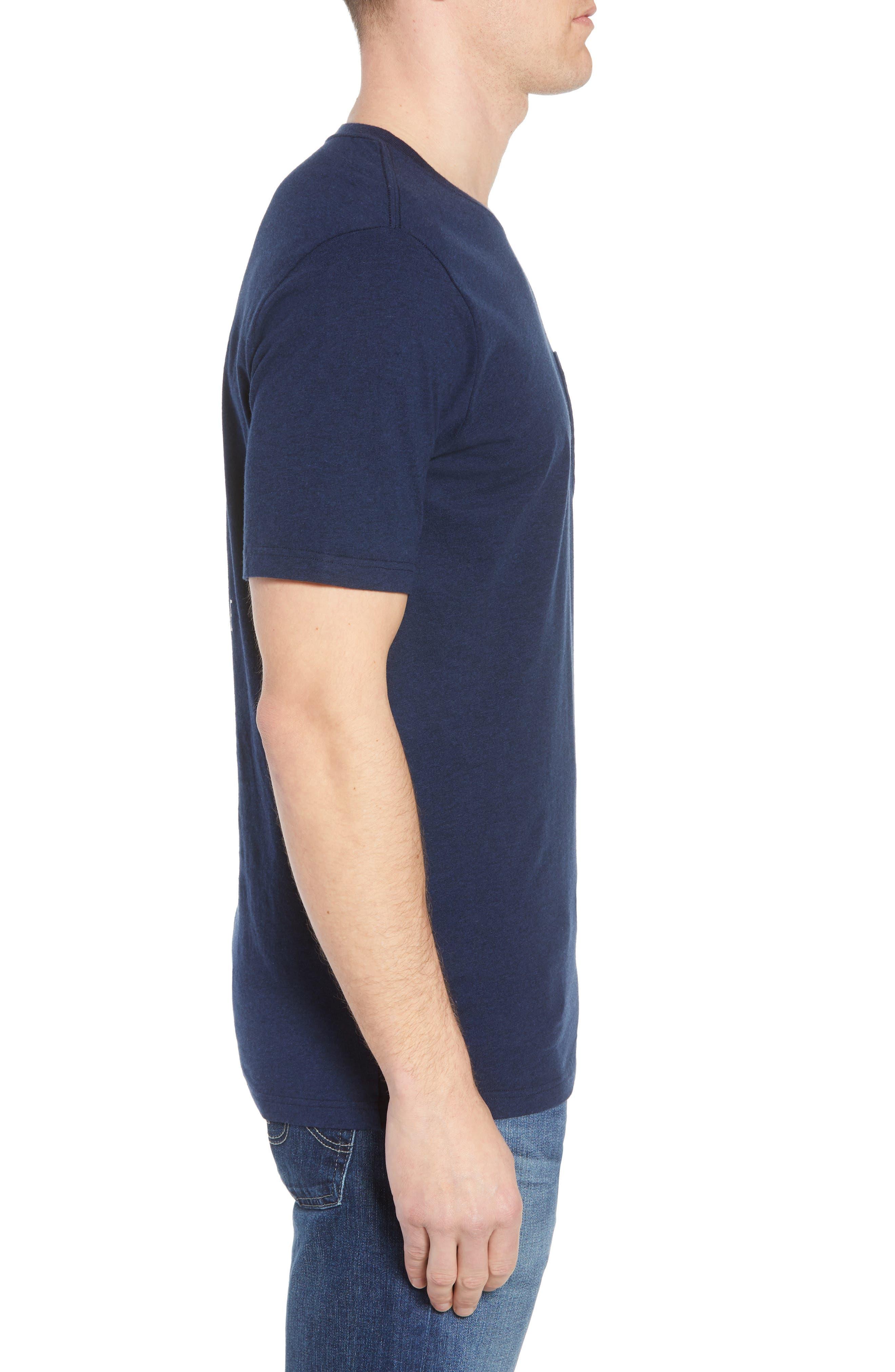 Patriotic Sail Regular Fit T-Shirt,                             Alternate thumbnail 3, color,