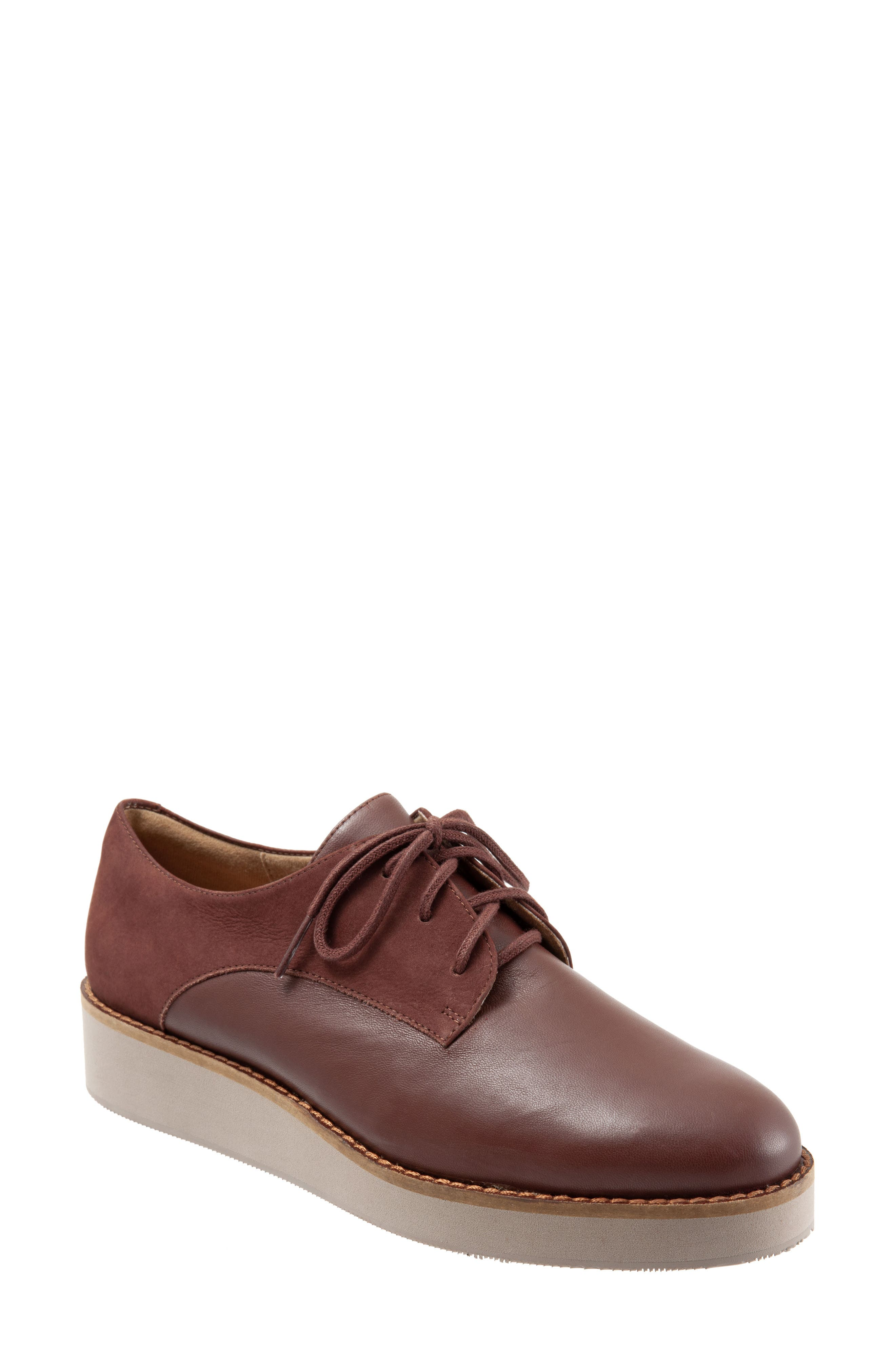 Willis Derby,                         Main,                         color, CINNAMON LEATHER