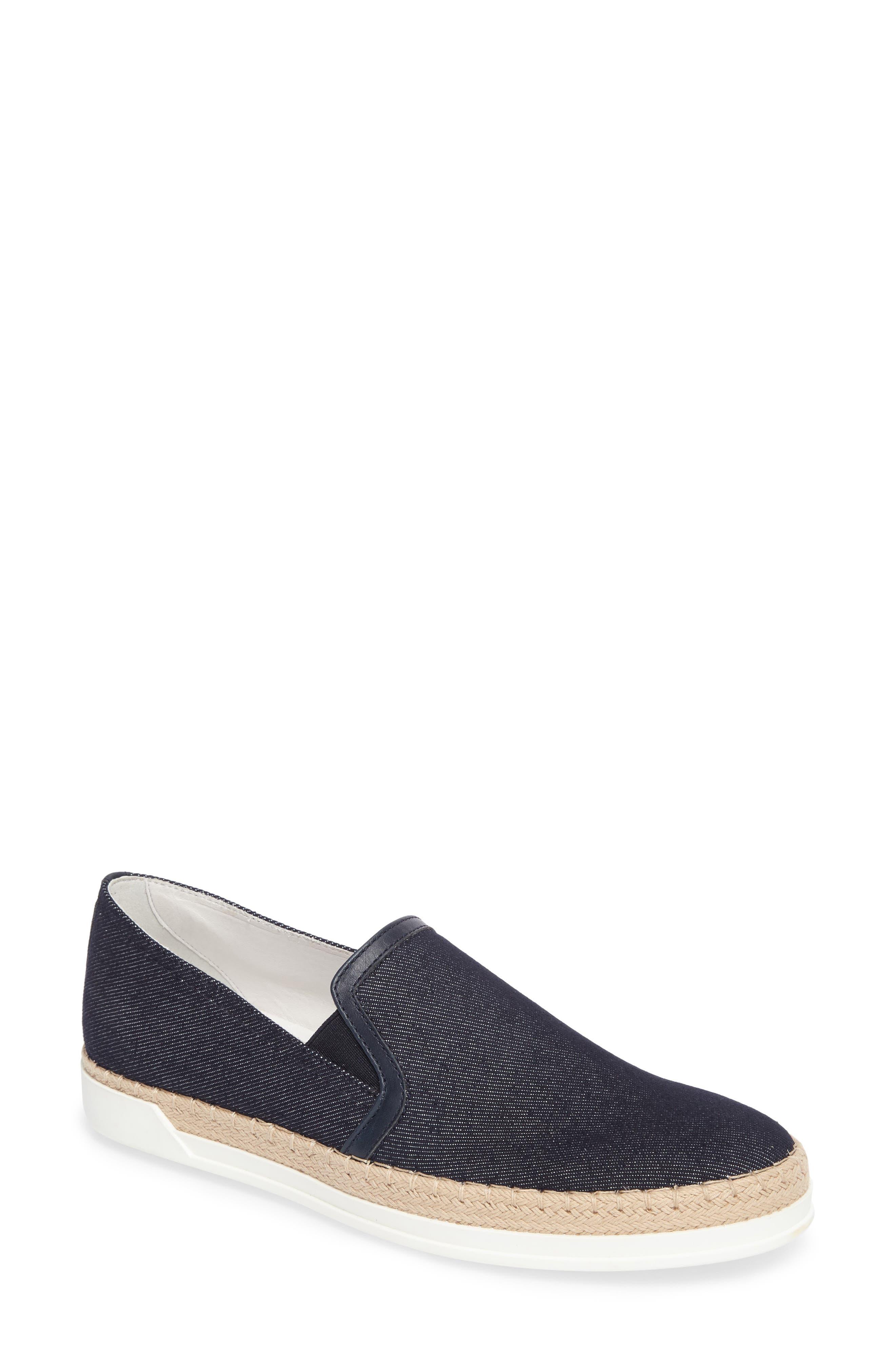 Espadrille Slip-On Sneaker,                         Main,                         color,
