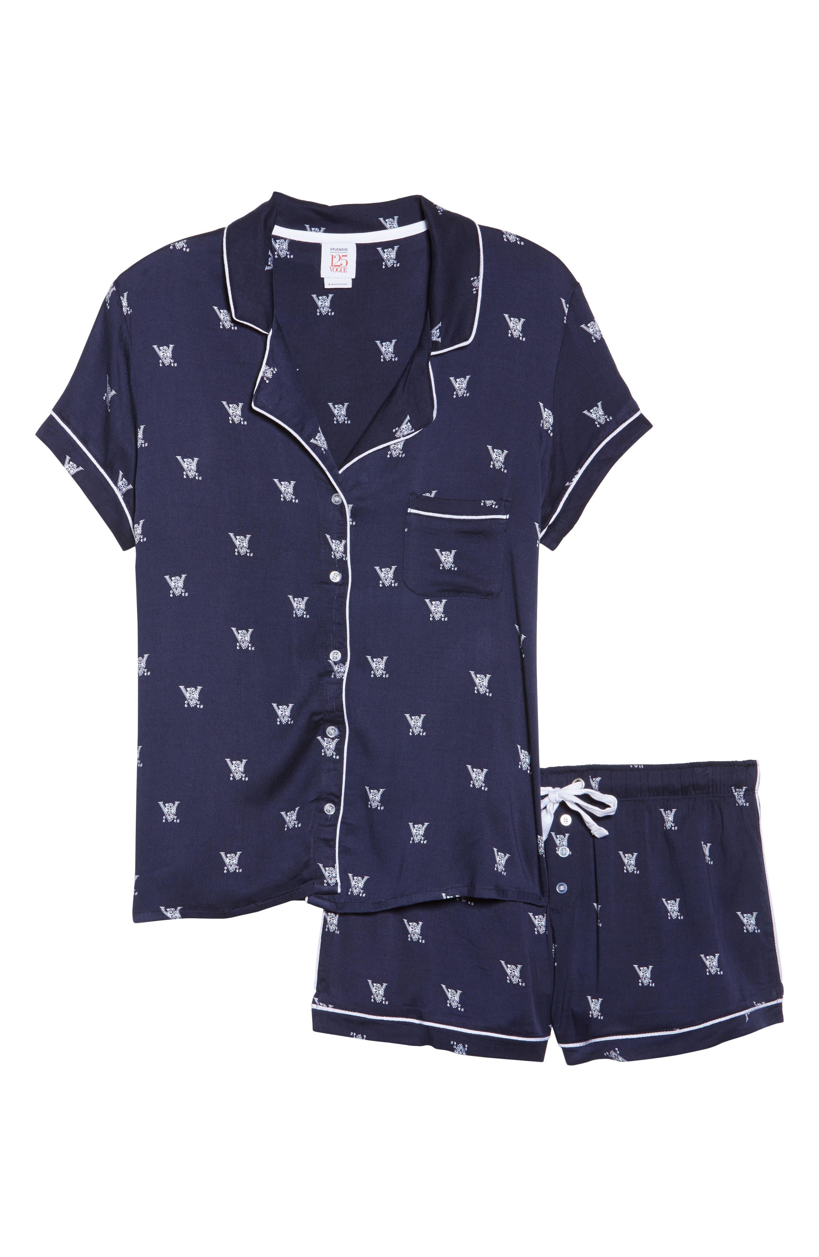 Shortie Pajamas,                             Alternate thumbnail 11, color,
