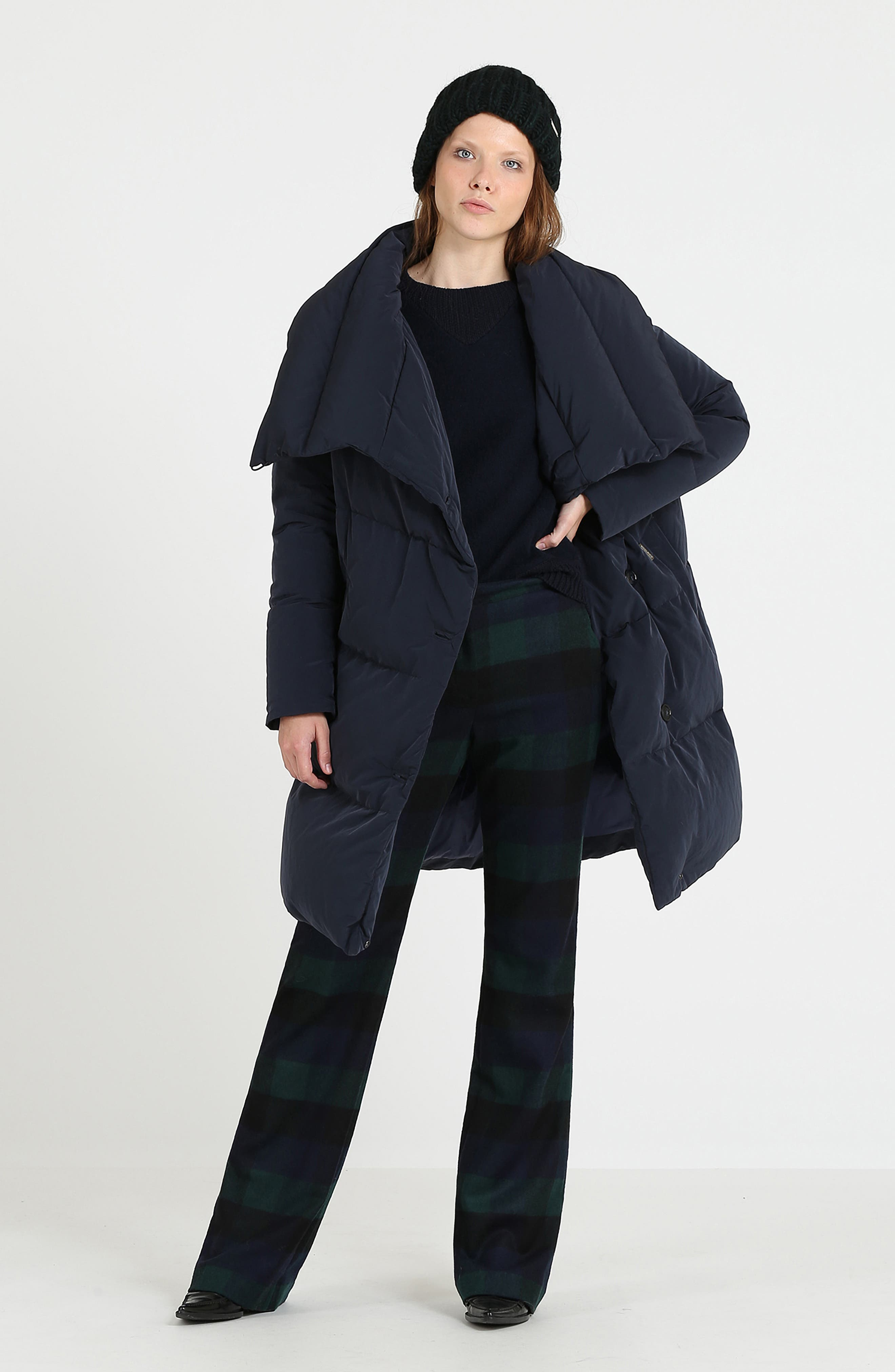 WOOLRICH,                             Puffy Down Coat,                             Alternate thumbnail 5, color,                             400