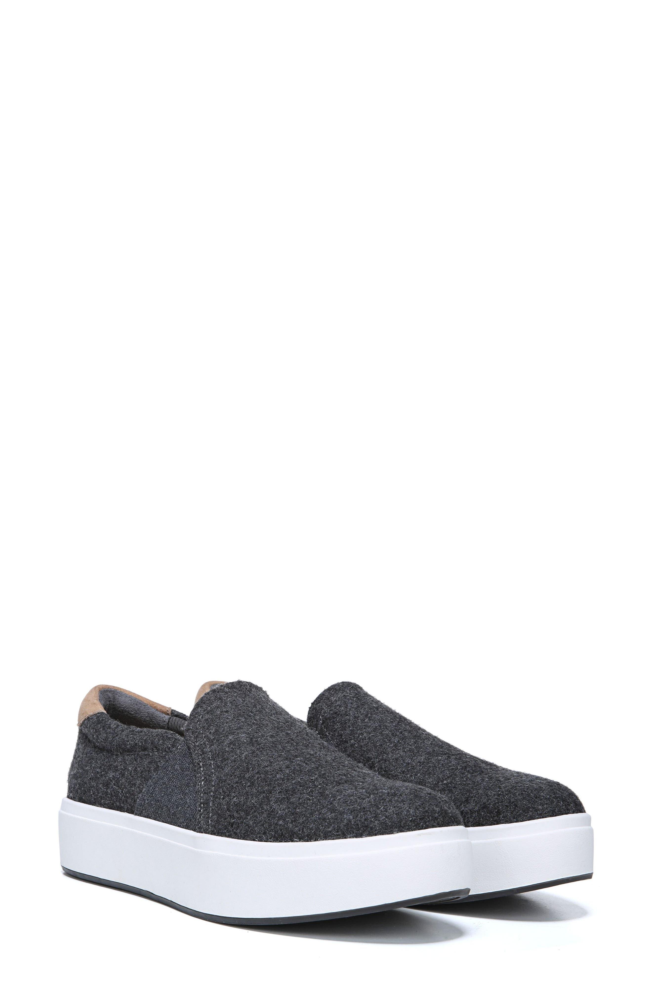 Abbot Slip-On Sneaker,                             Alternate thumbnail 7, color,                             GREY FABRIC