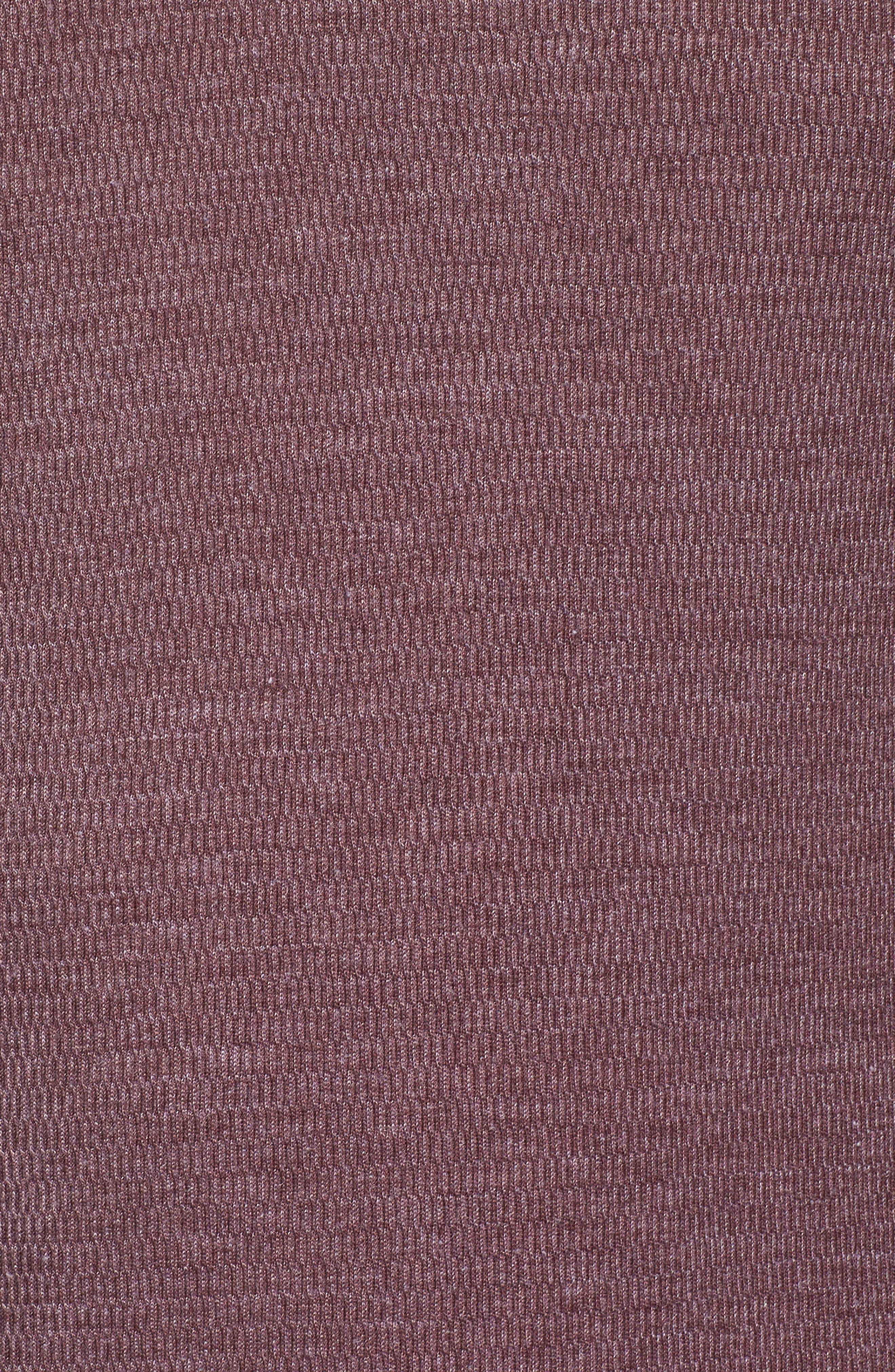 Notch Neck Thermal T-Shirt,                             Alternate thumbnail 35, color,
