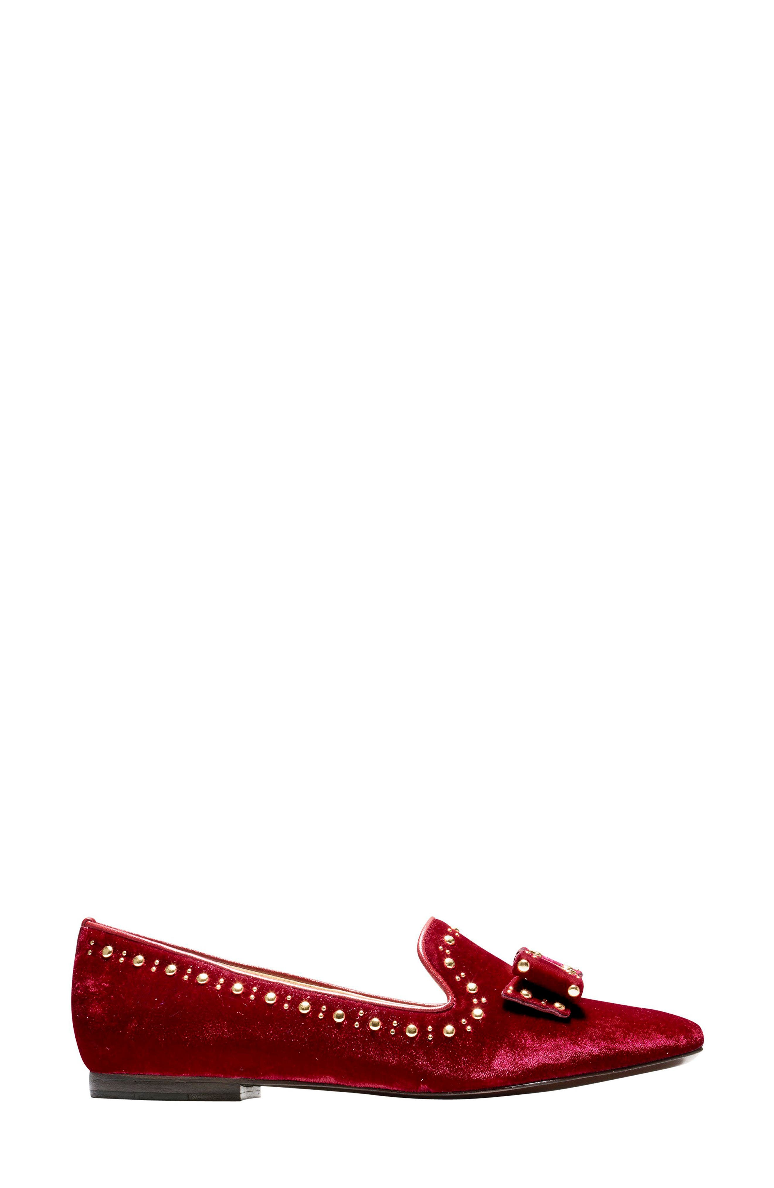Tali Bow Loafer,                             Alternate thumbnail 9, color,