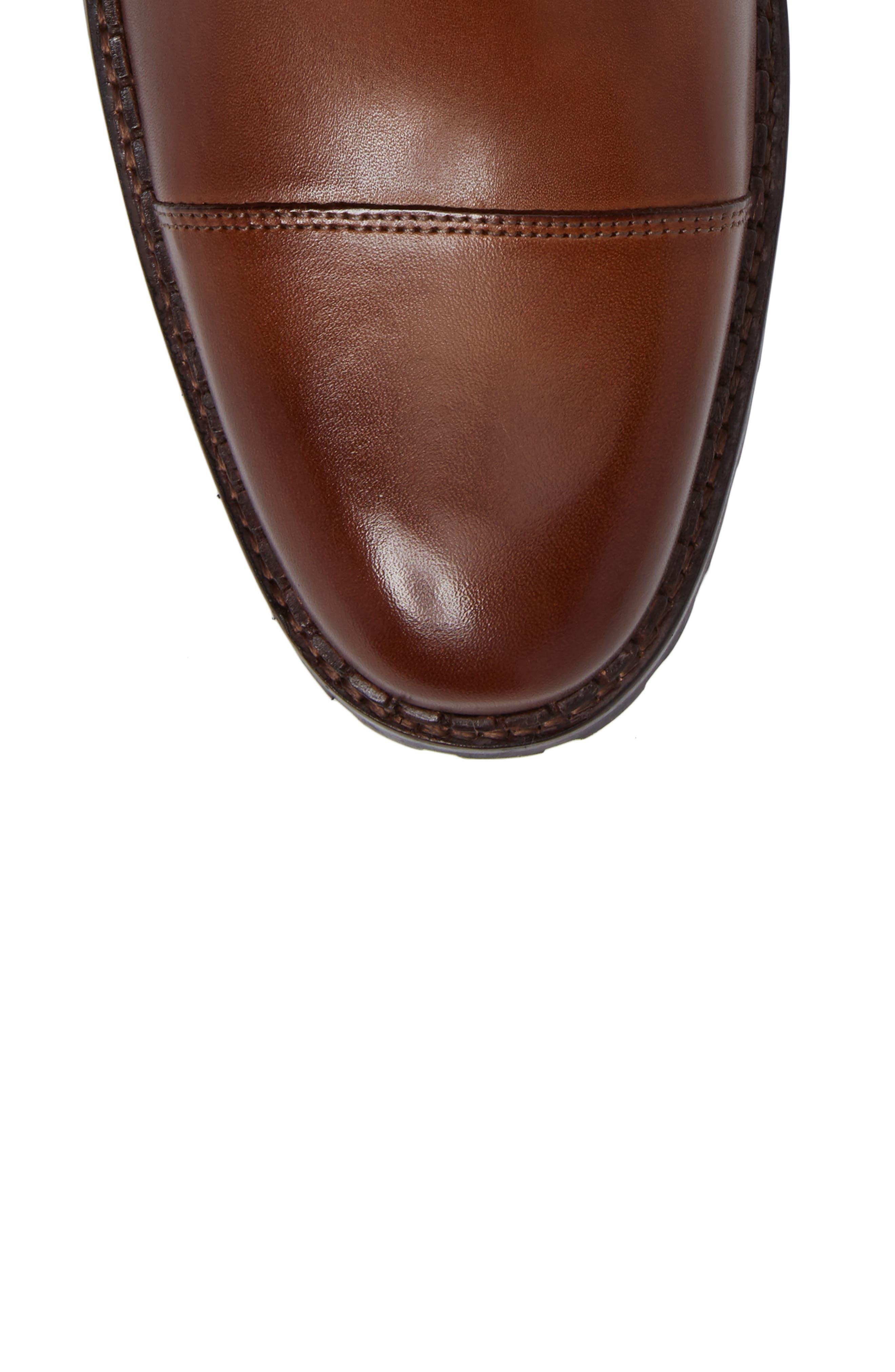 Jennings Cap Toe Boot,                             Alternate thumbnail 5, color,                             240