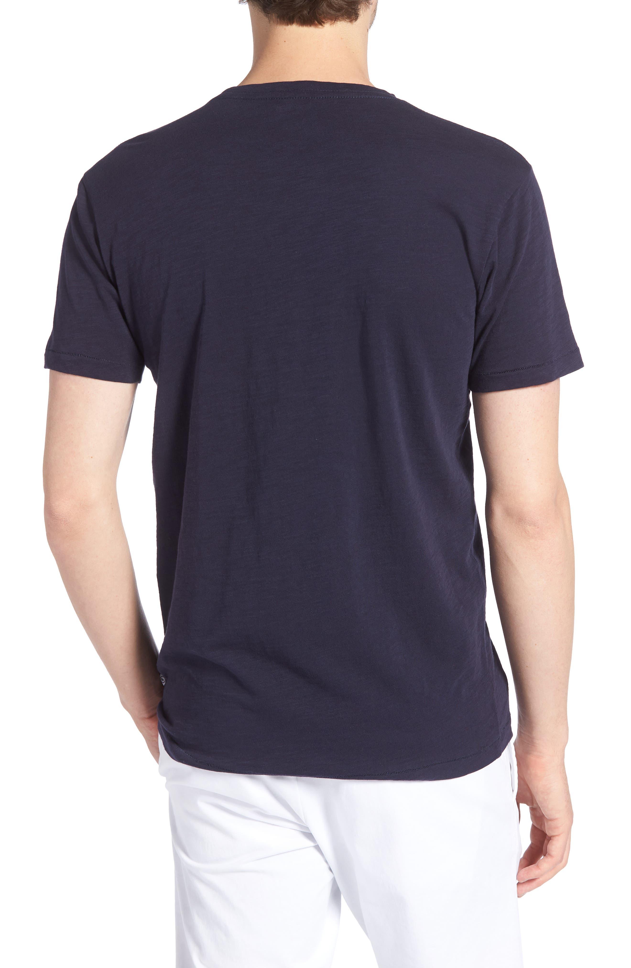 Desert Skull Slim Fit T-Shirt,                             Alternate thumbnail 2, color,
