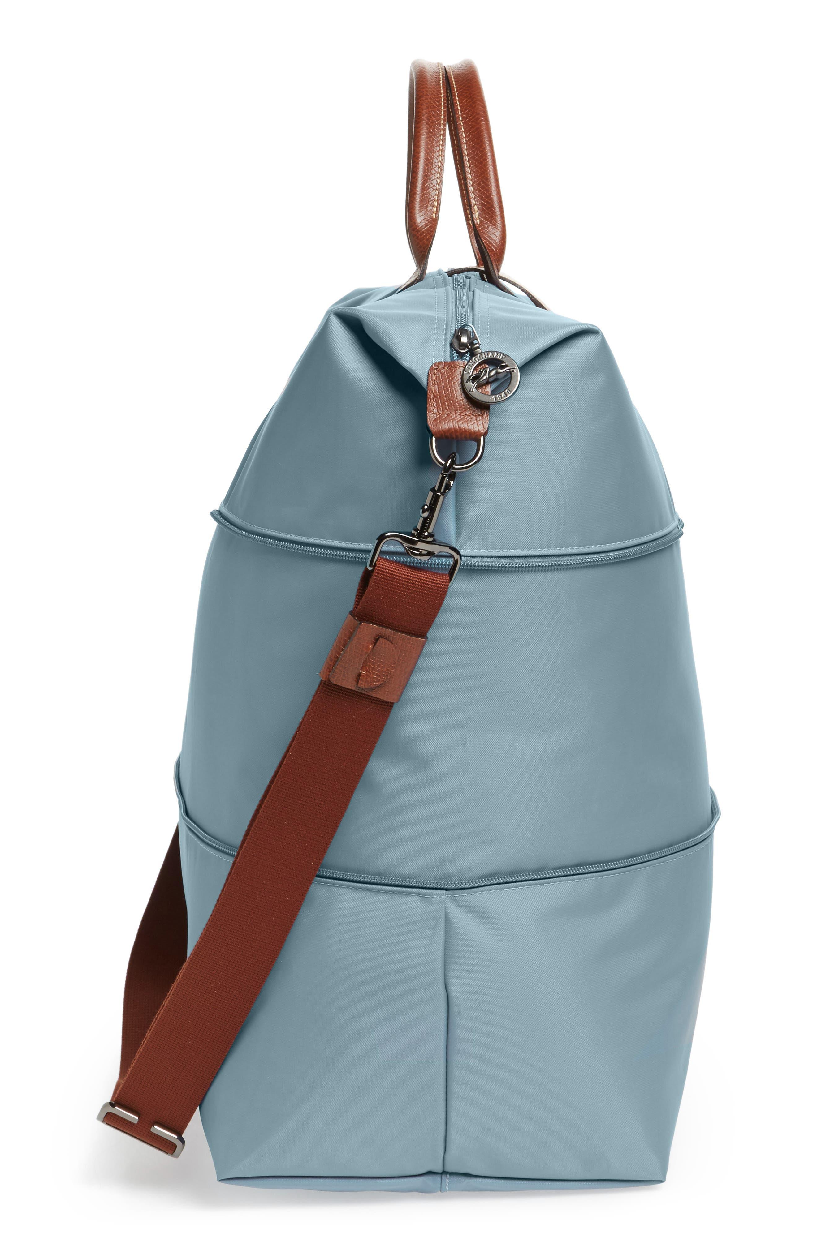 Le Pliage 21-Inch Expandable Travel Bag,                             Alternate thumbnail 4, color,                             ARTICO