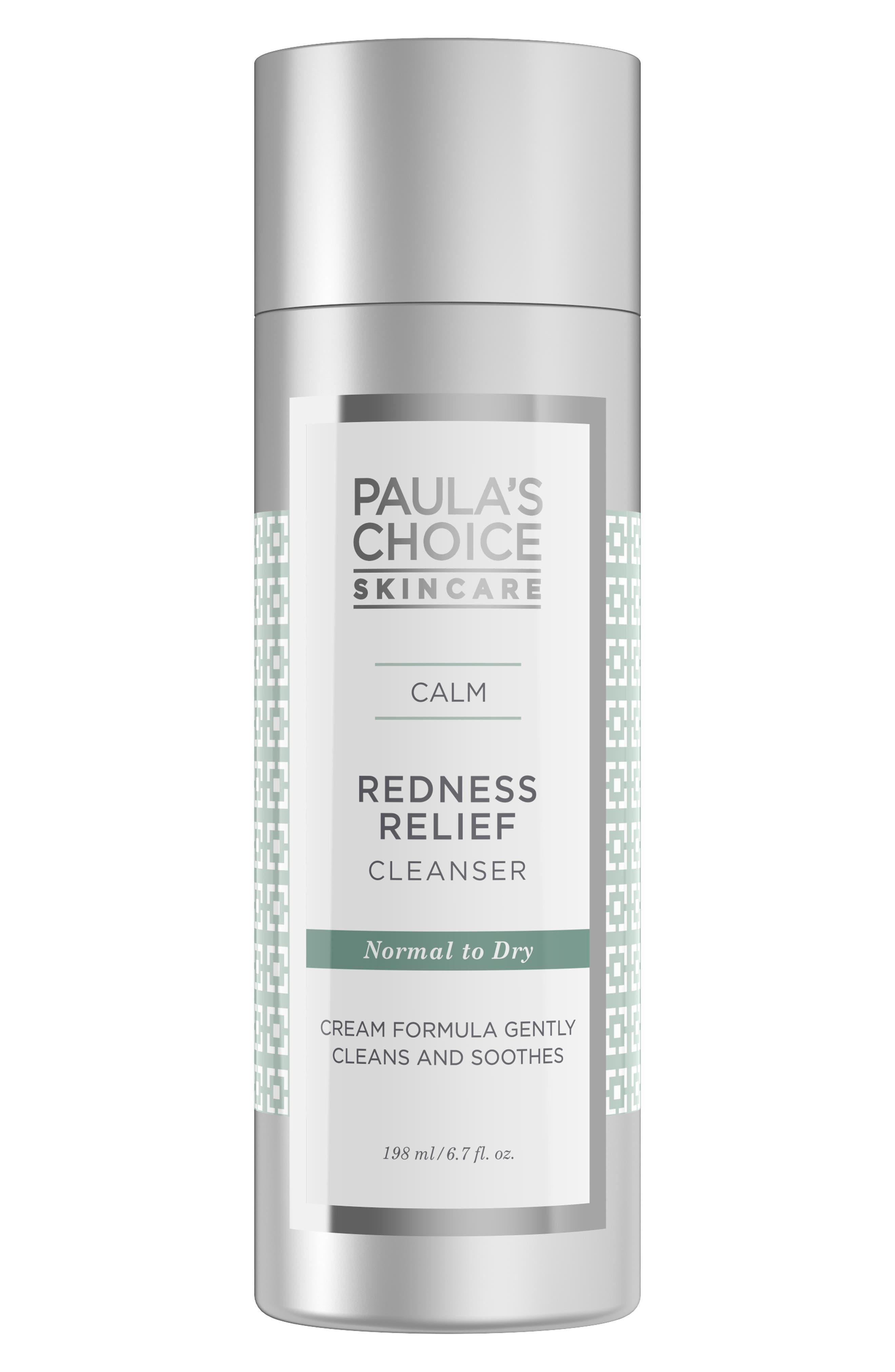Calm Redness Relief Cleanser,                             Alternate thumbnail 2, color,                             NO COLOR