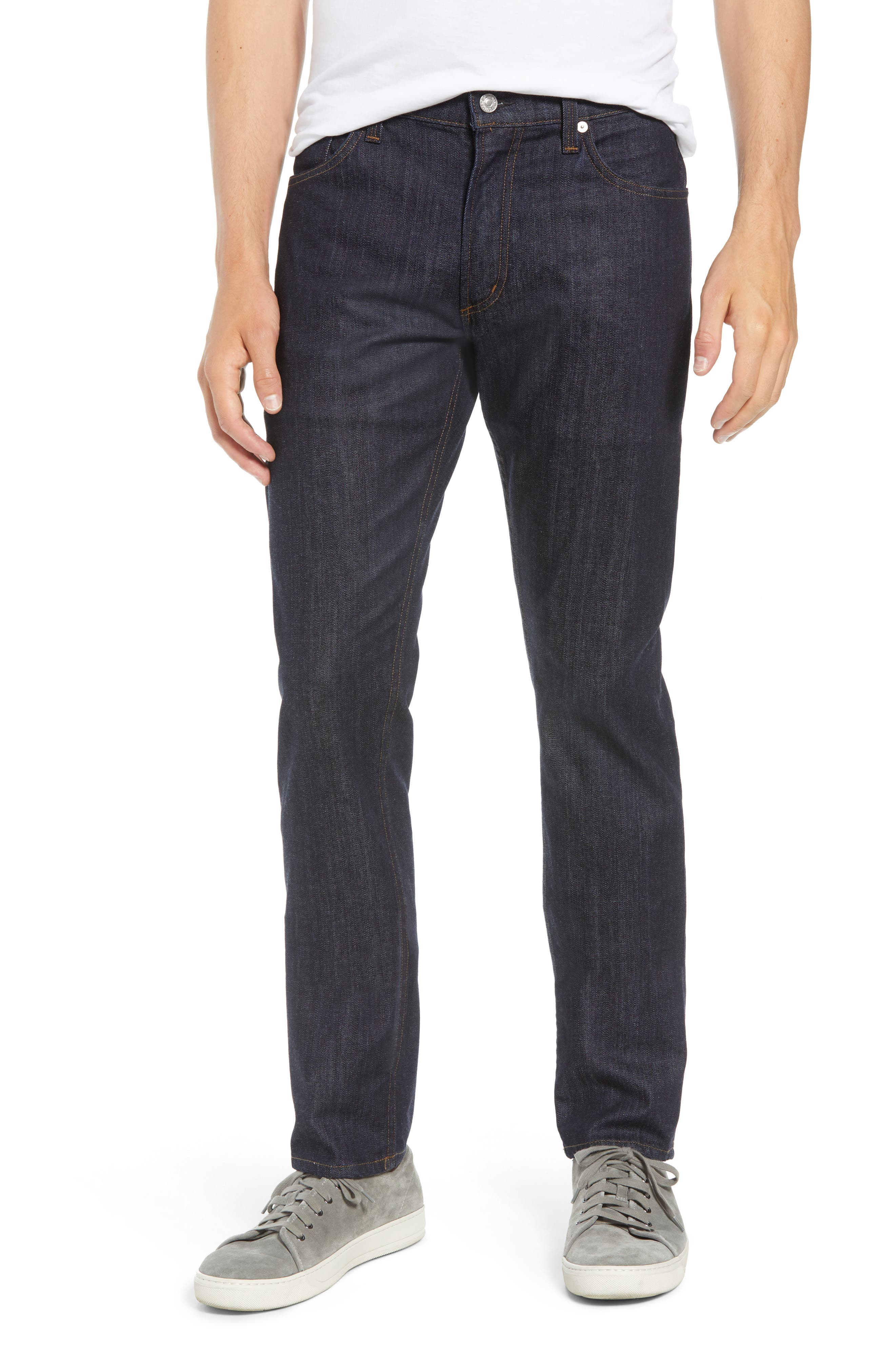 Bowery Slim Fit Jeans,                             Main thumbnail 1, color,                             SUPERIOR