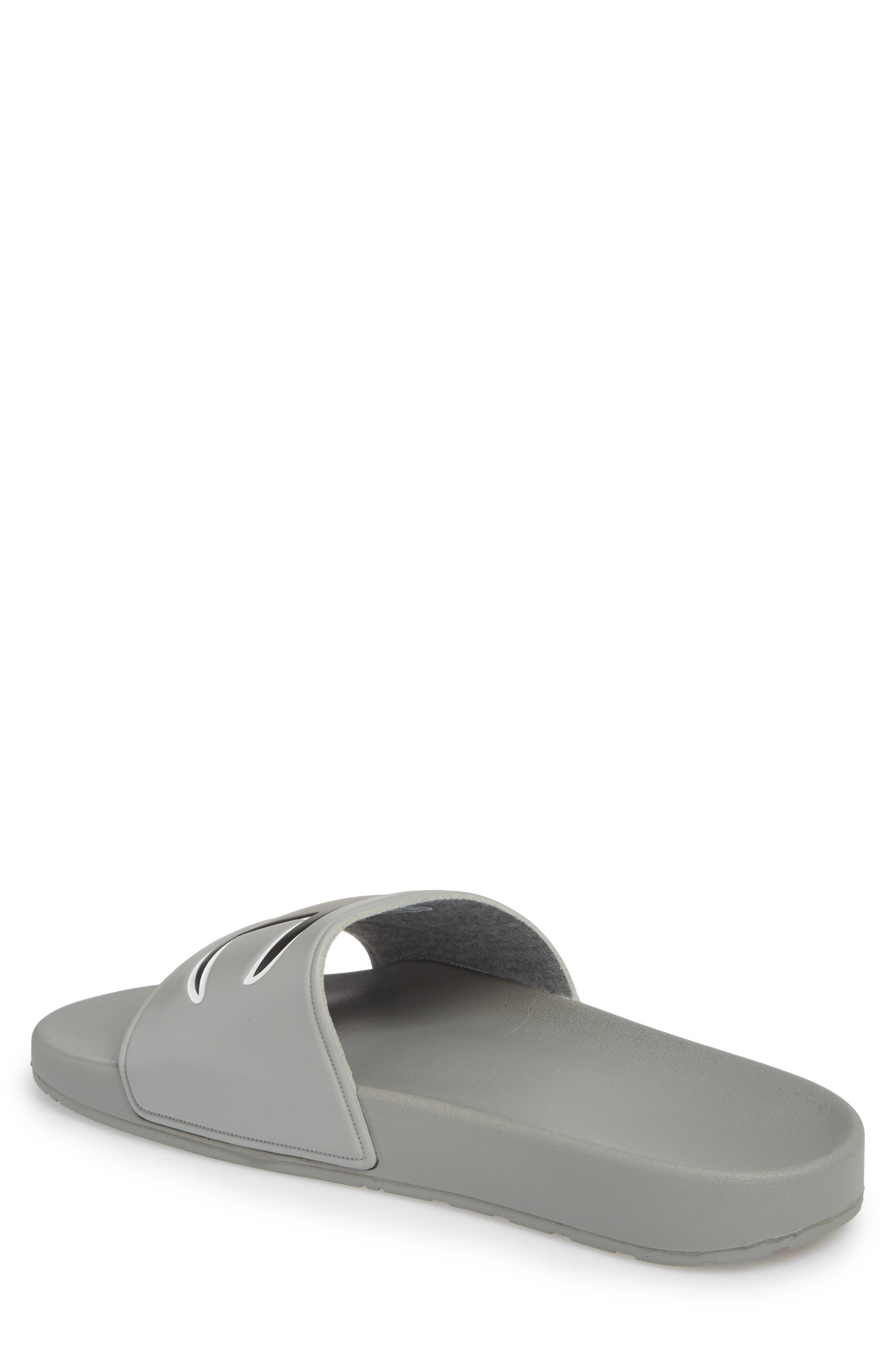 IPO Sports Slide Sandal,                             Alternate thumbnail 2, color,                             GREY