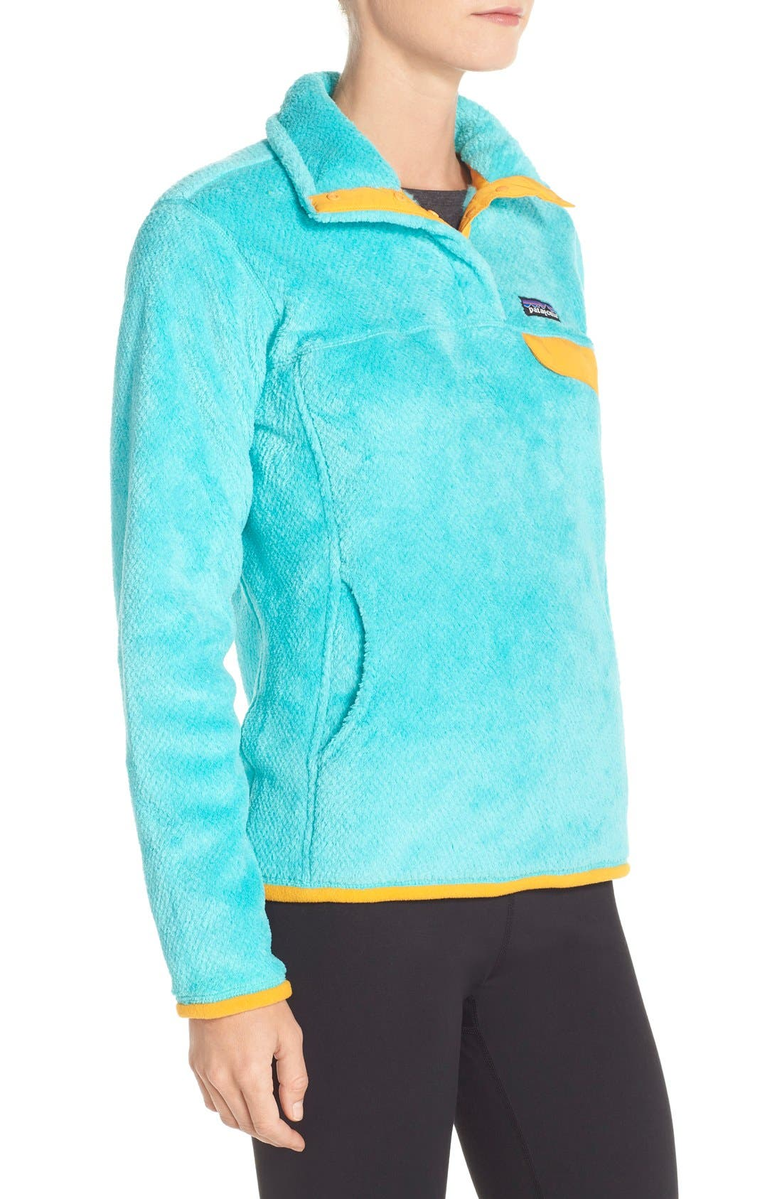 Re-Tool Snap-T<sup>®</sup> Fleece Pullover,                             Alternate thumbnail 80, color,