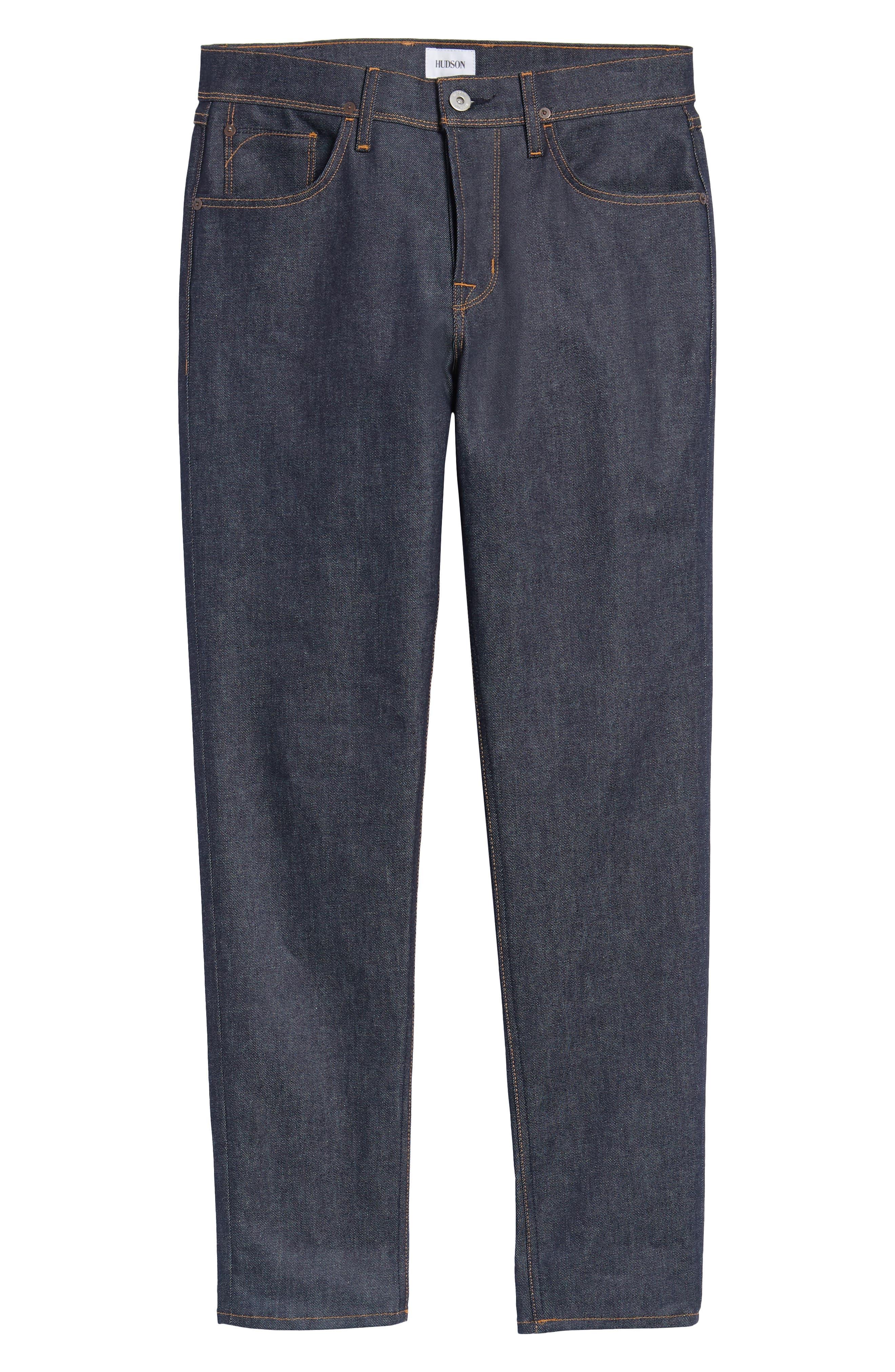 Sartor Skinny Fit Jeans,                             Alternate thumbnail 6, color,                             RAW