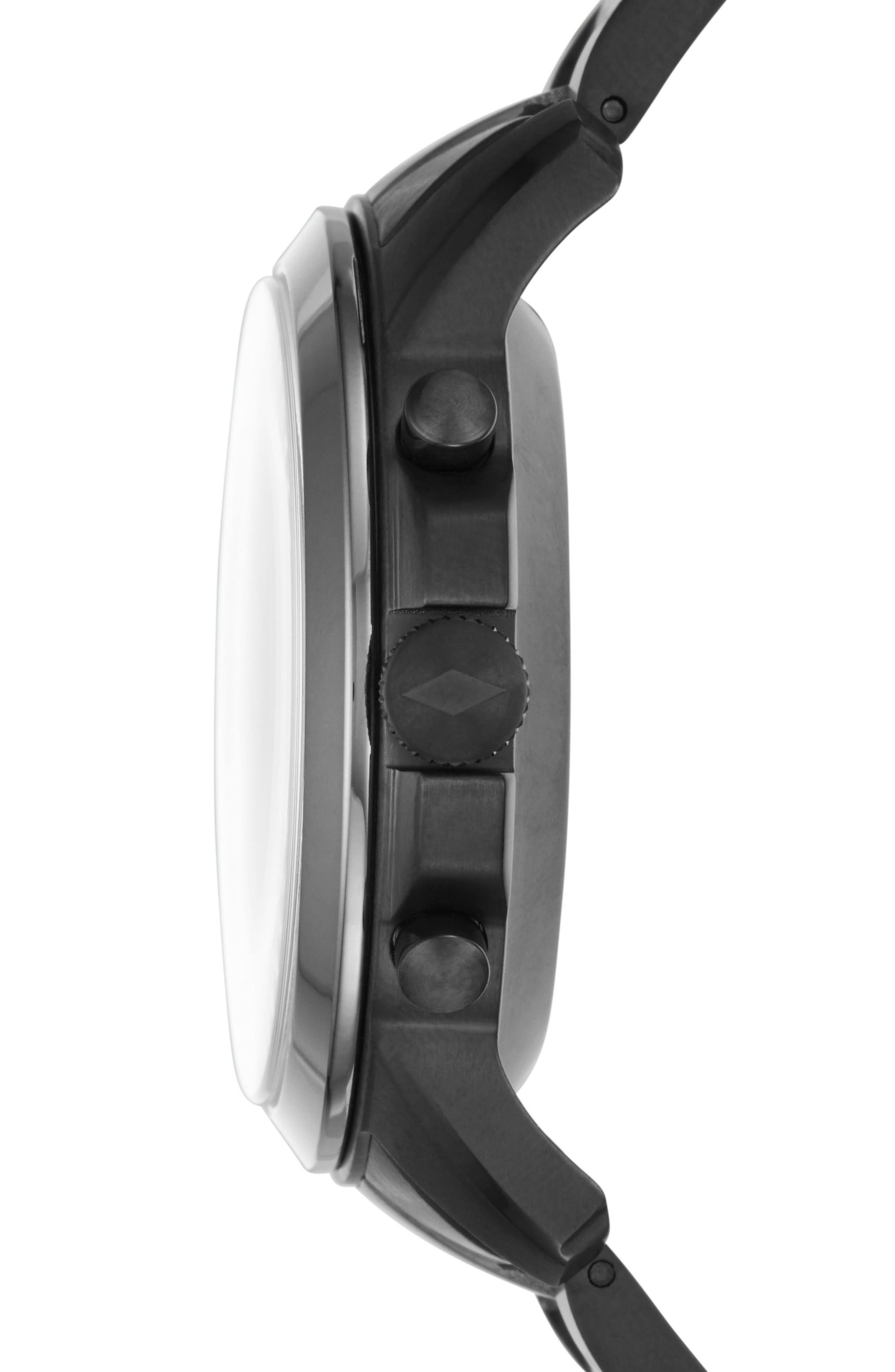 Grant Bracelet Smart Watch, 44mm,                             Alternate thumbnail 8, color,