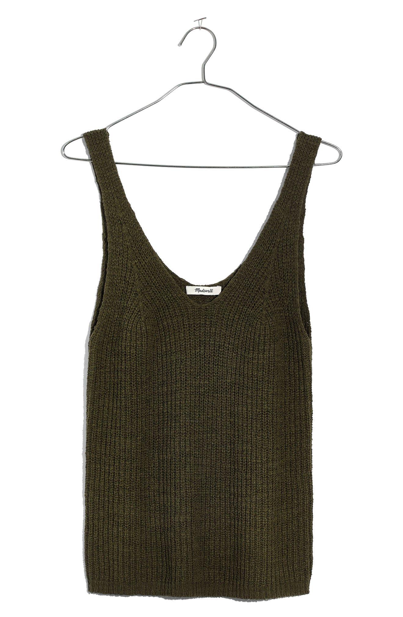 Monterey Sweater Tank,                             Alternate thumbnail 3, color,                             300