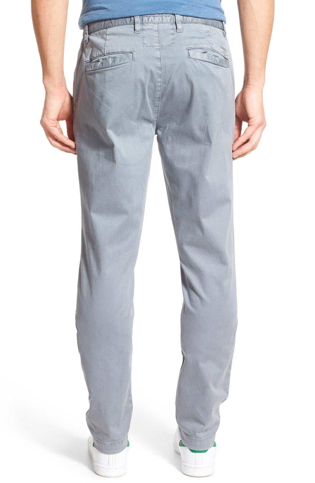 'Richmond' Chino Pants,                             Alternate thumbnail 3, color,                             020
