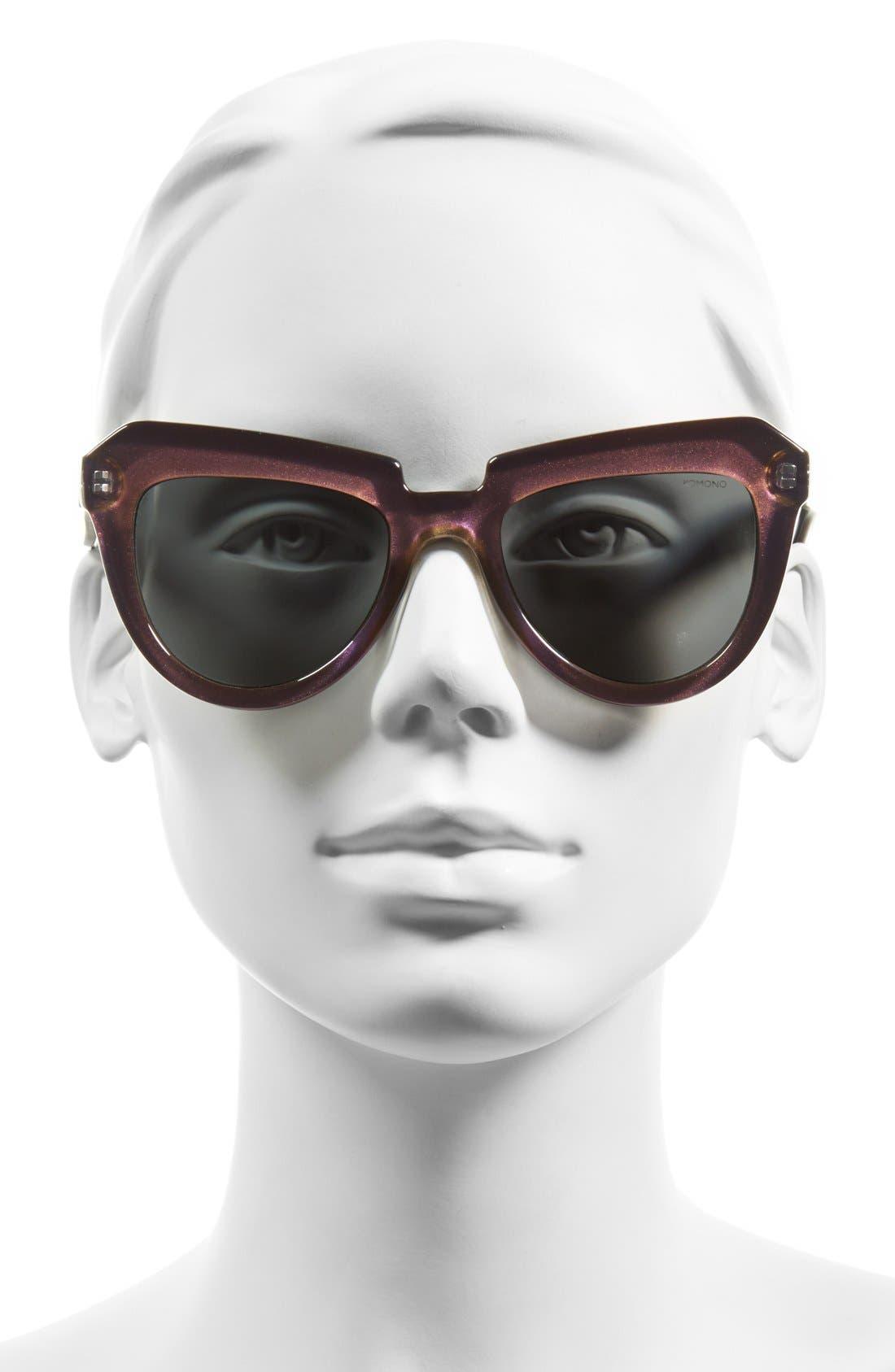 'Stella' Sunglasses,                             Alternate thumbnail 2, color,                             500