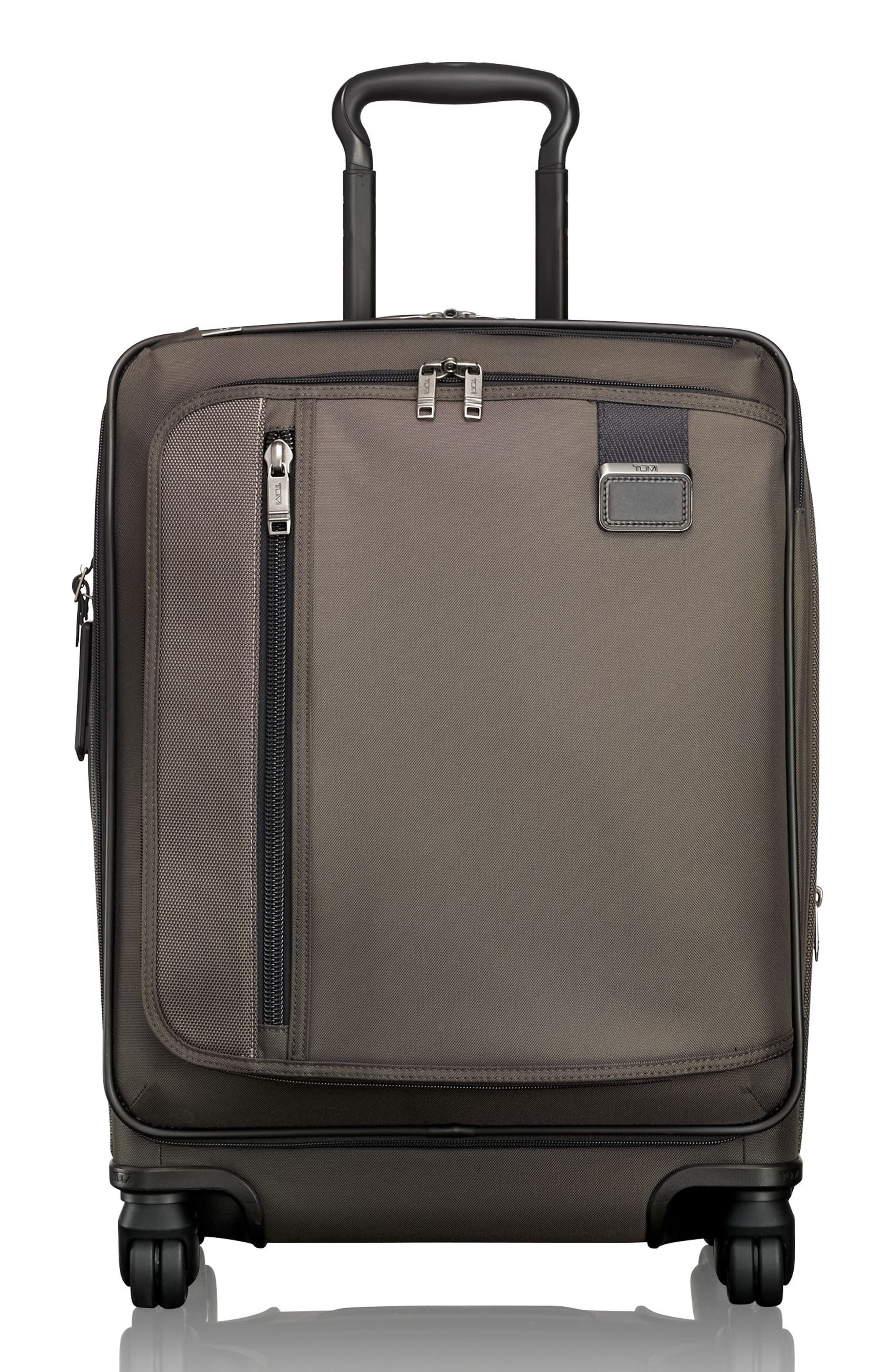 Merge - 22-Inch Continental Expandable Rolling Carry-On,                             Main thumbnail 1, color,
