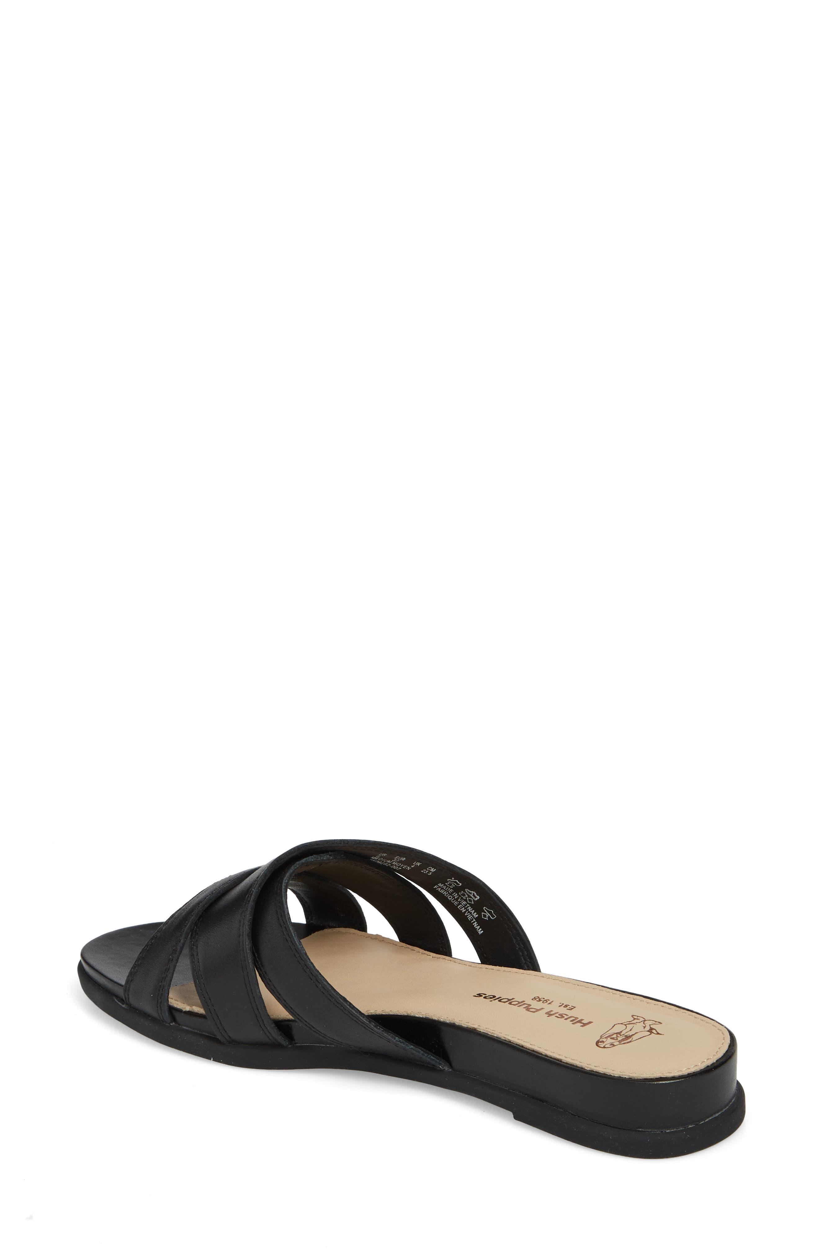 Dalmatian Slide Sandal,                             Alternate thumbnail 2, color,                             007