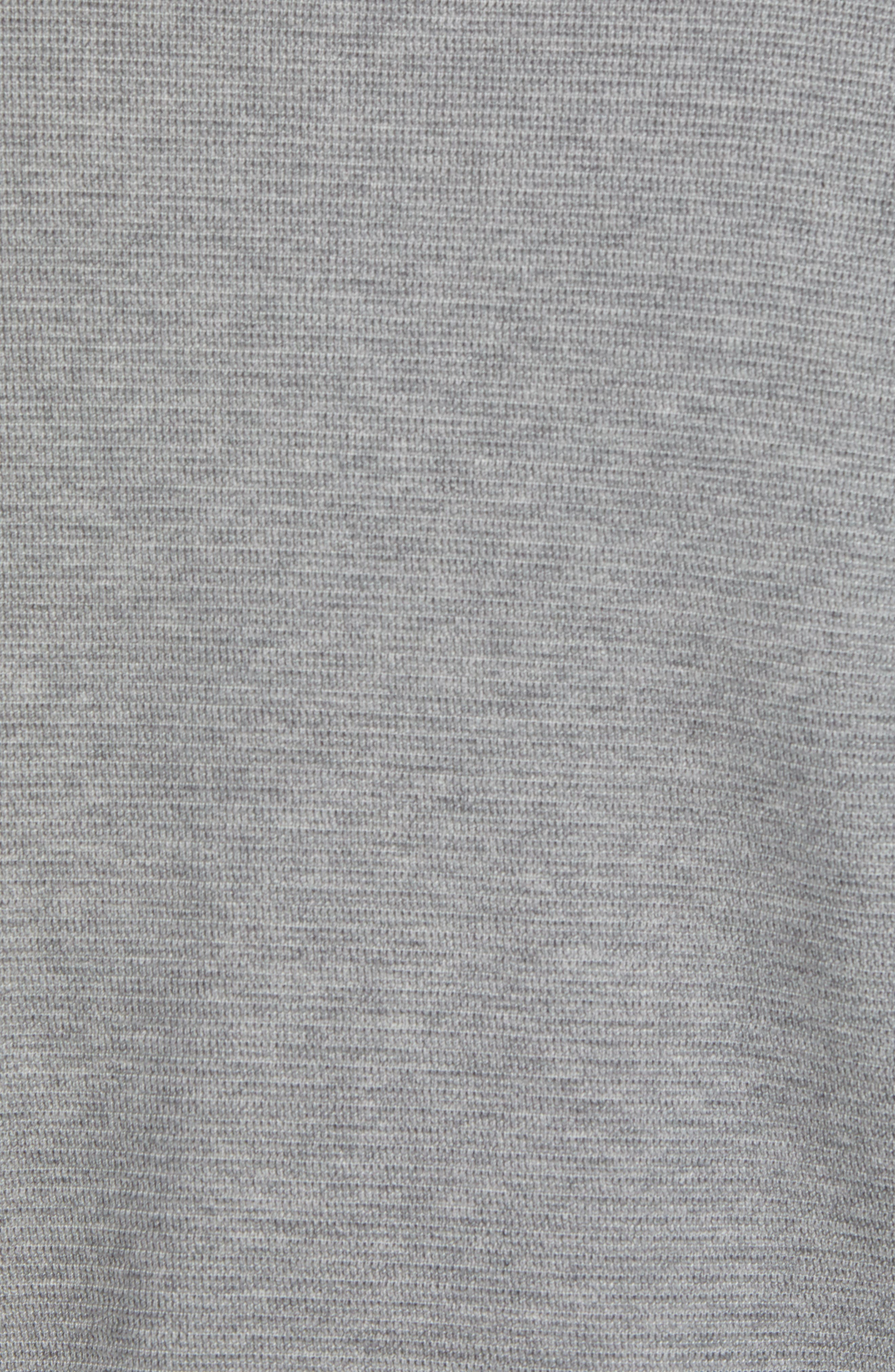 Regular Fit Sidney Quarter Zip Pullover,                             Alternate thumbnail 5, color,                             030
