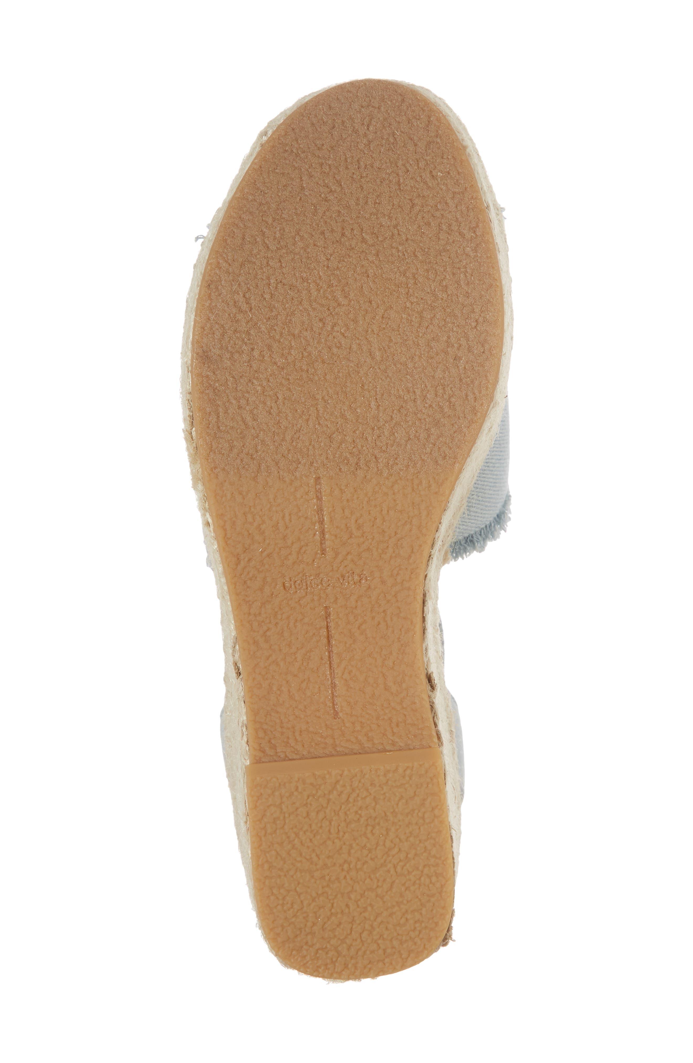 Lesly Espadrille Platform Sandal,                             Alternate thumbnail 39, color,