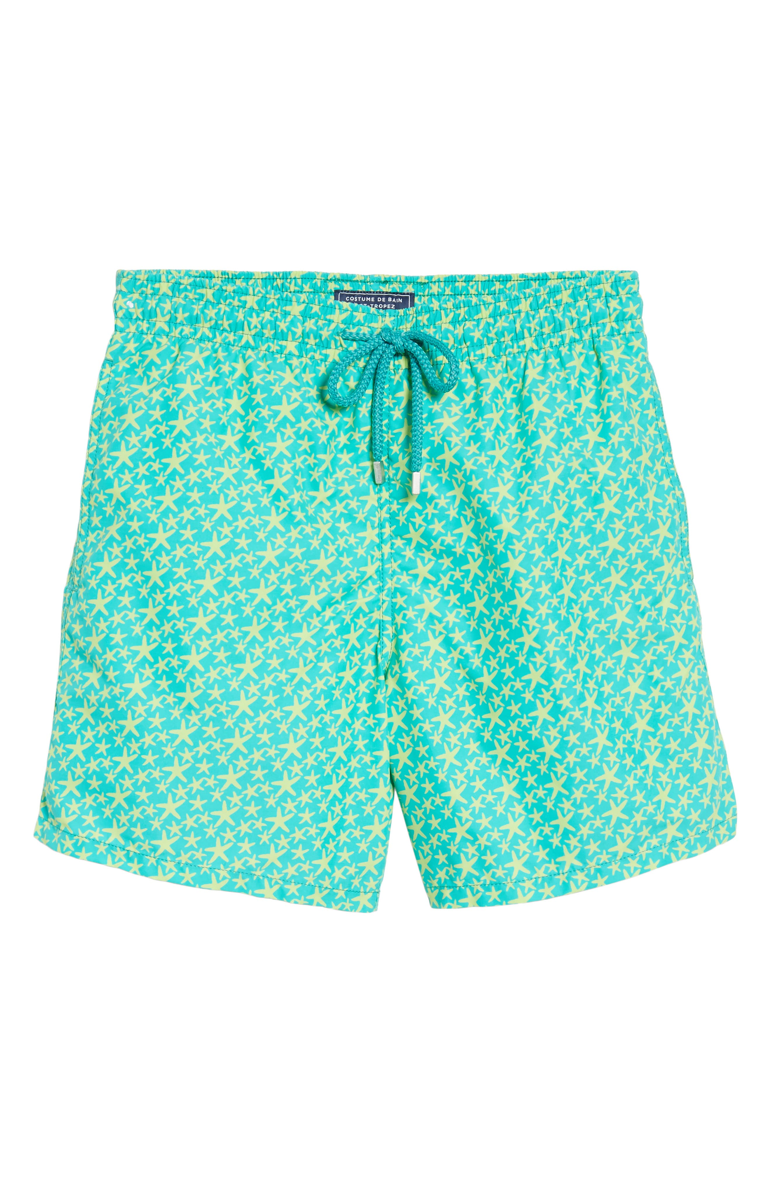 Micro Starlets Swim Trunks,                             Alternate thumbnail 6, color,                             348