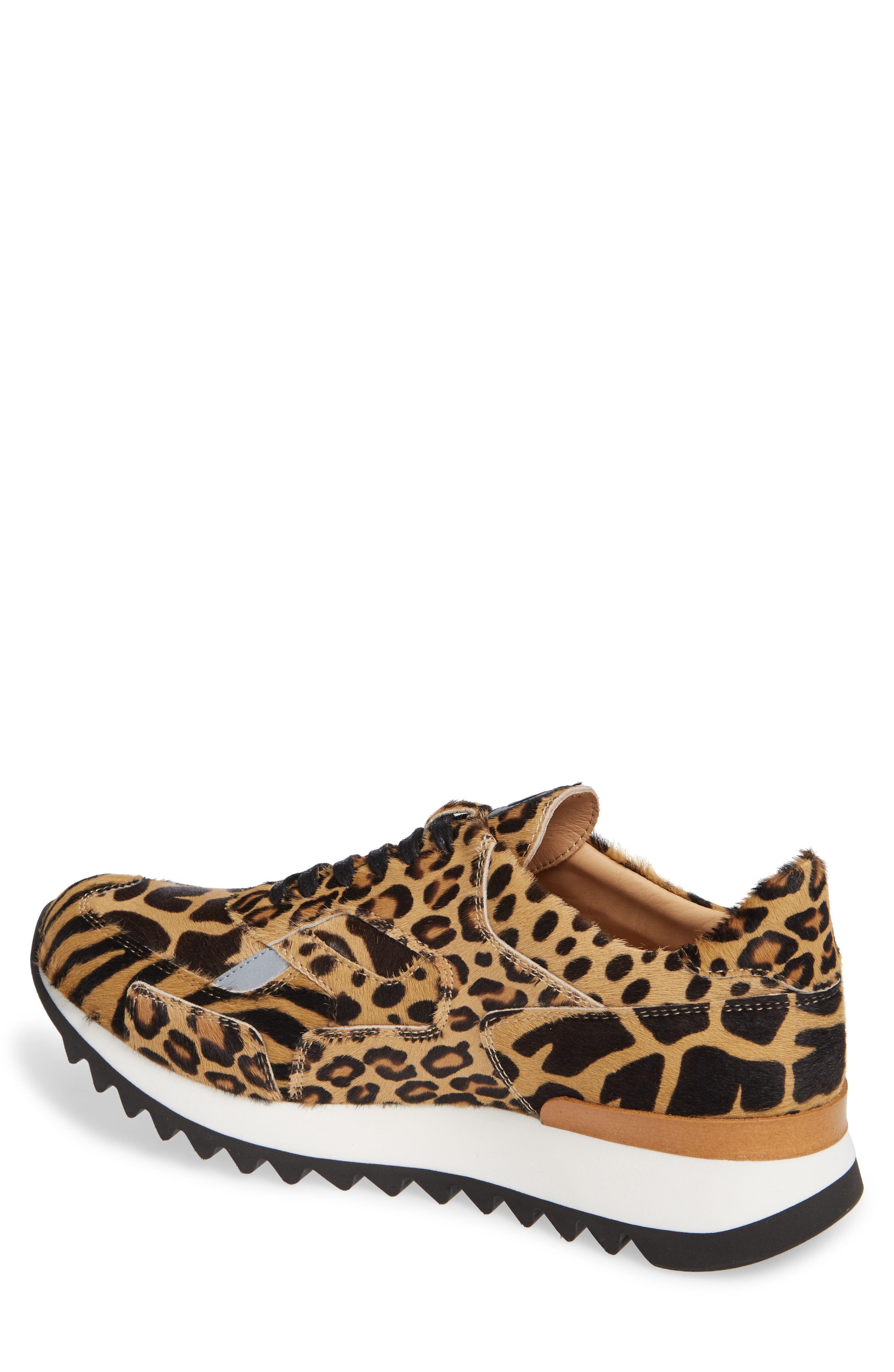 Nick Wooster x GREATS Pronto Genuine Calf Hair Sneaker,                             Alternate thumbnail 2, color,                             209