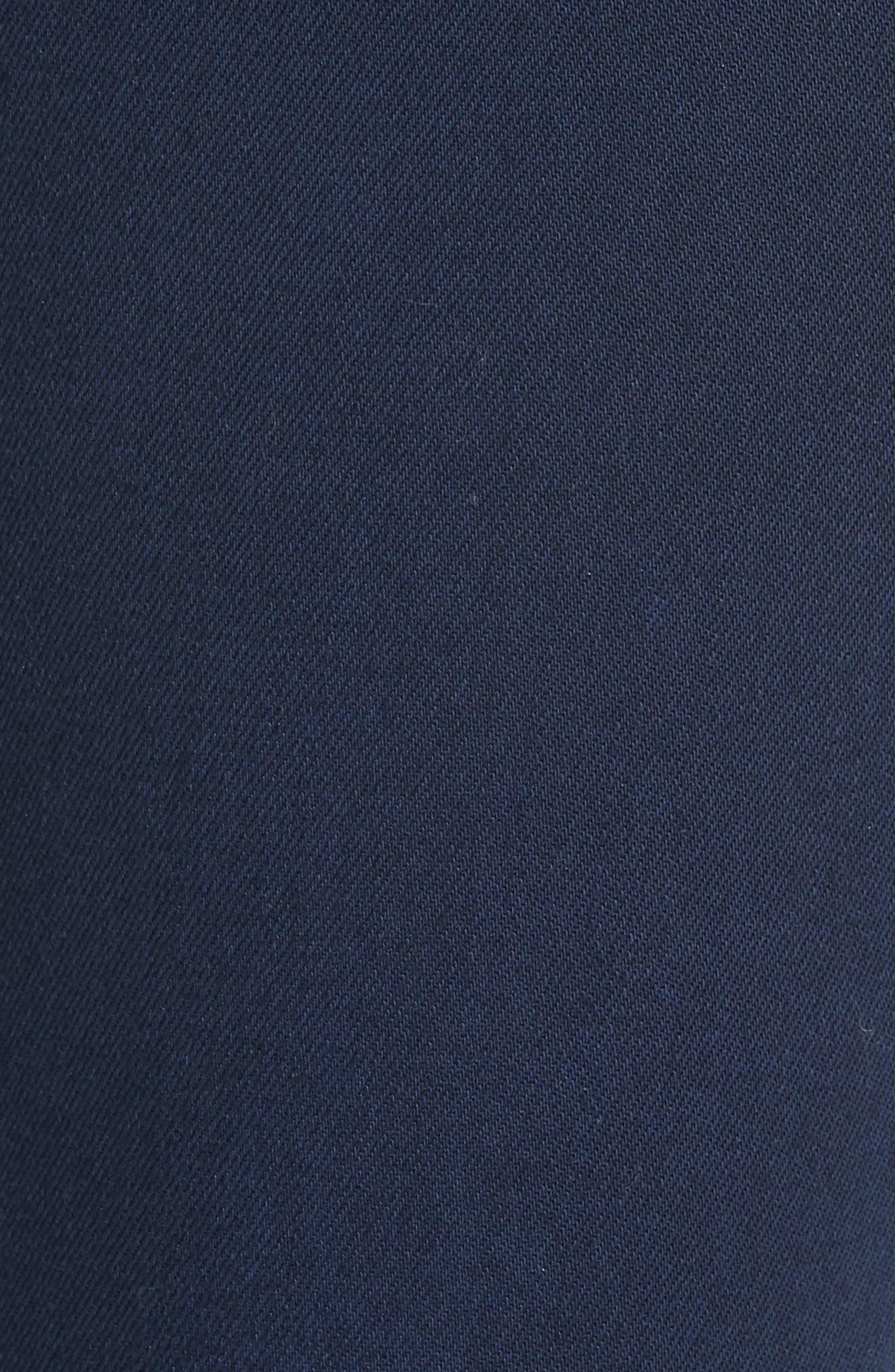 Good High Waist Skinny Jeans,                             Alternate thumbnail 5, color,                             400