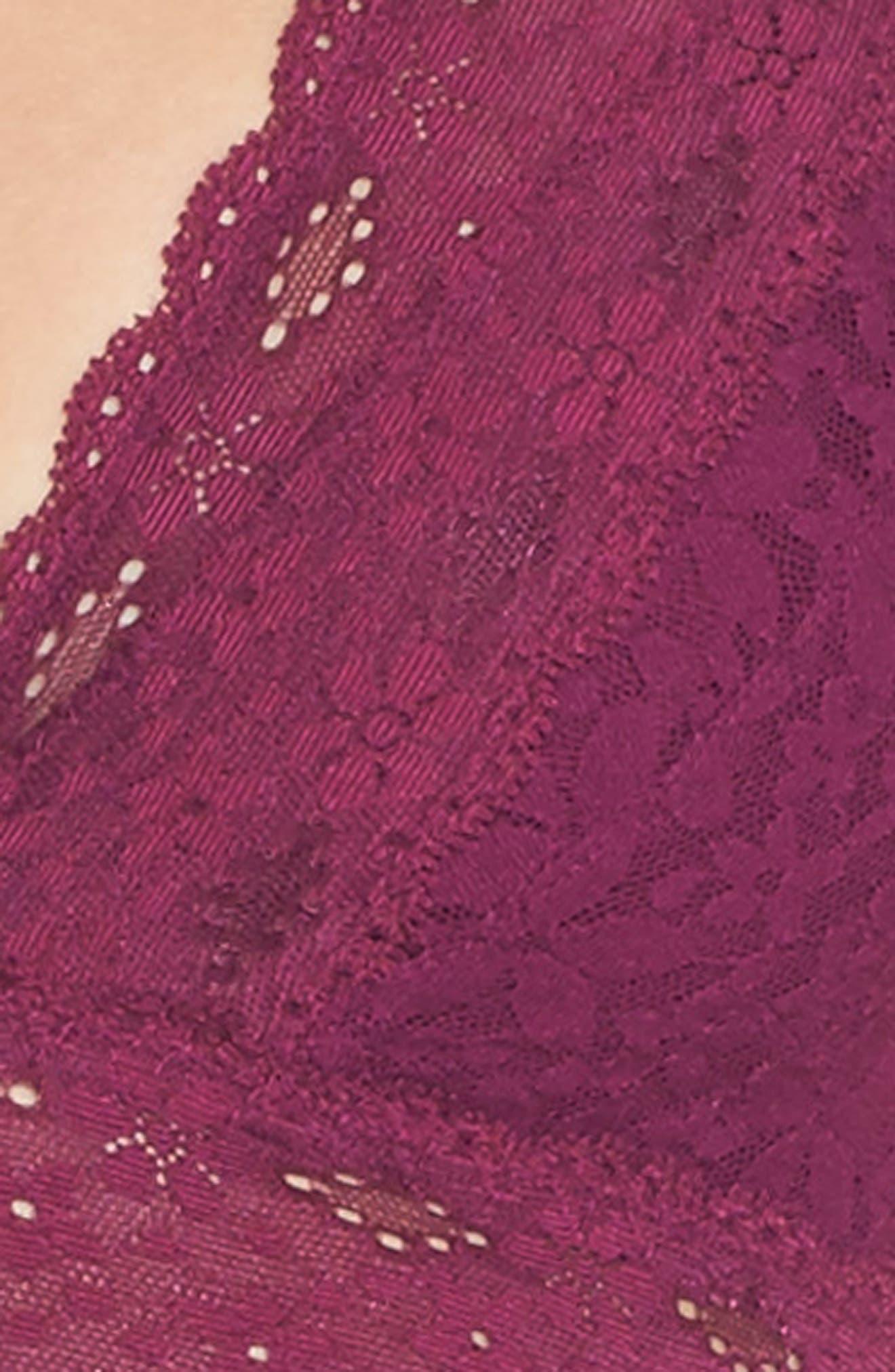 Halo Lace Bralette,                             Alternate thumbnail 85, color,