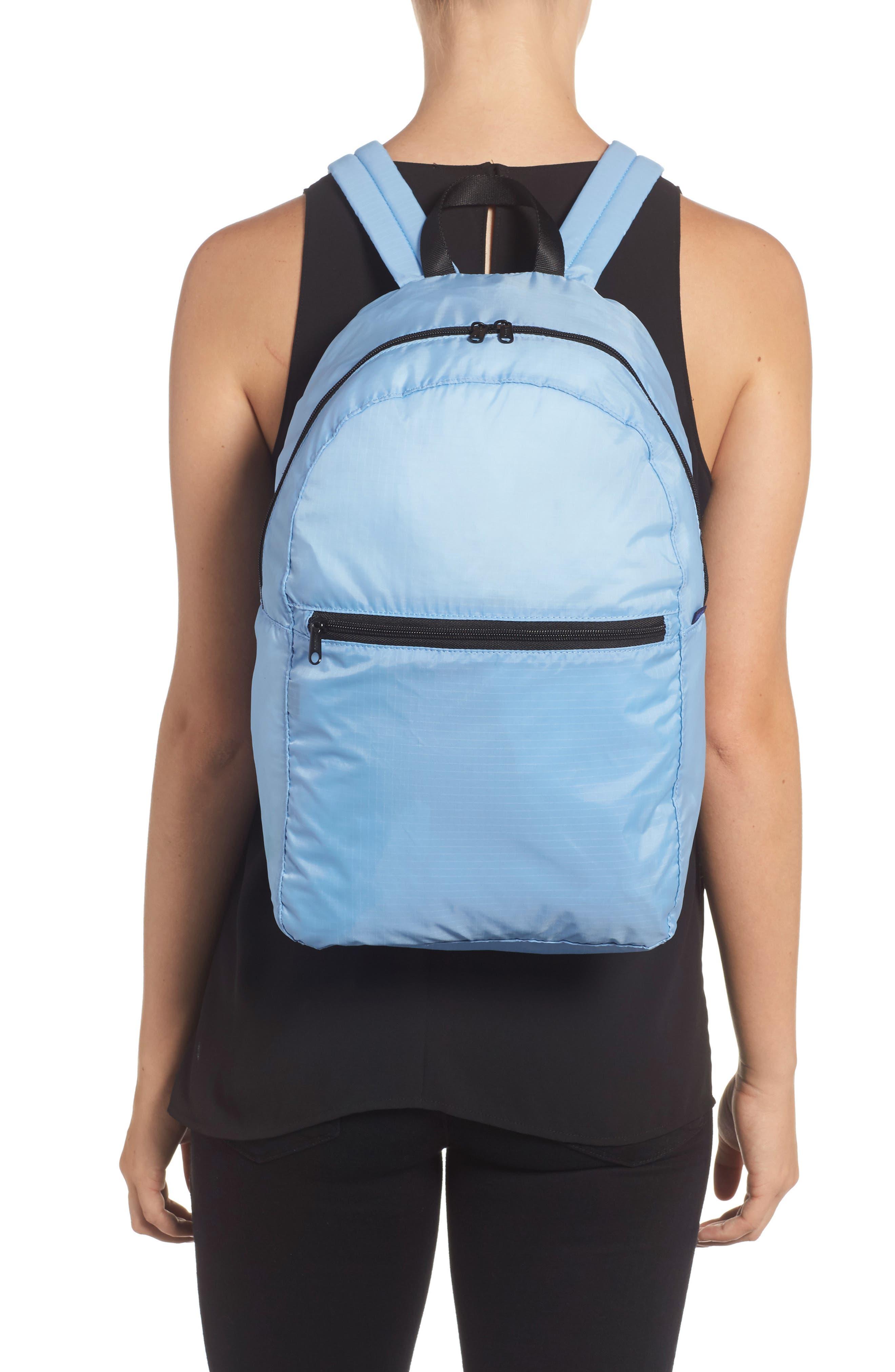 Ripstop Nylon Backpack,                             Alternate thumbnail 7, color,