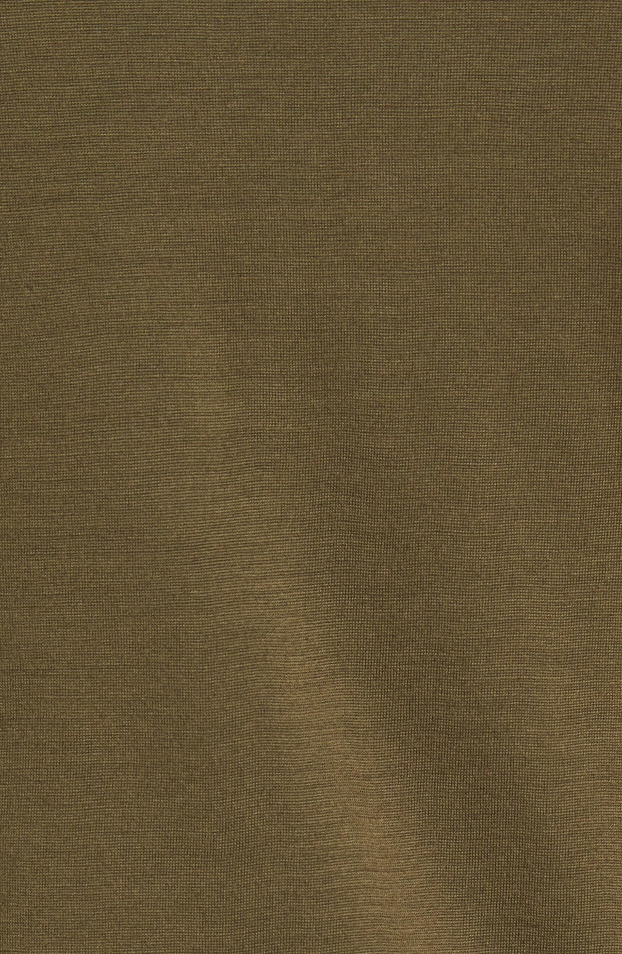 'Indie' Merino Wool Quarter Zip Hoodie,                             Alternate thumbnail 5, color,                             250