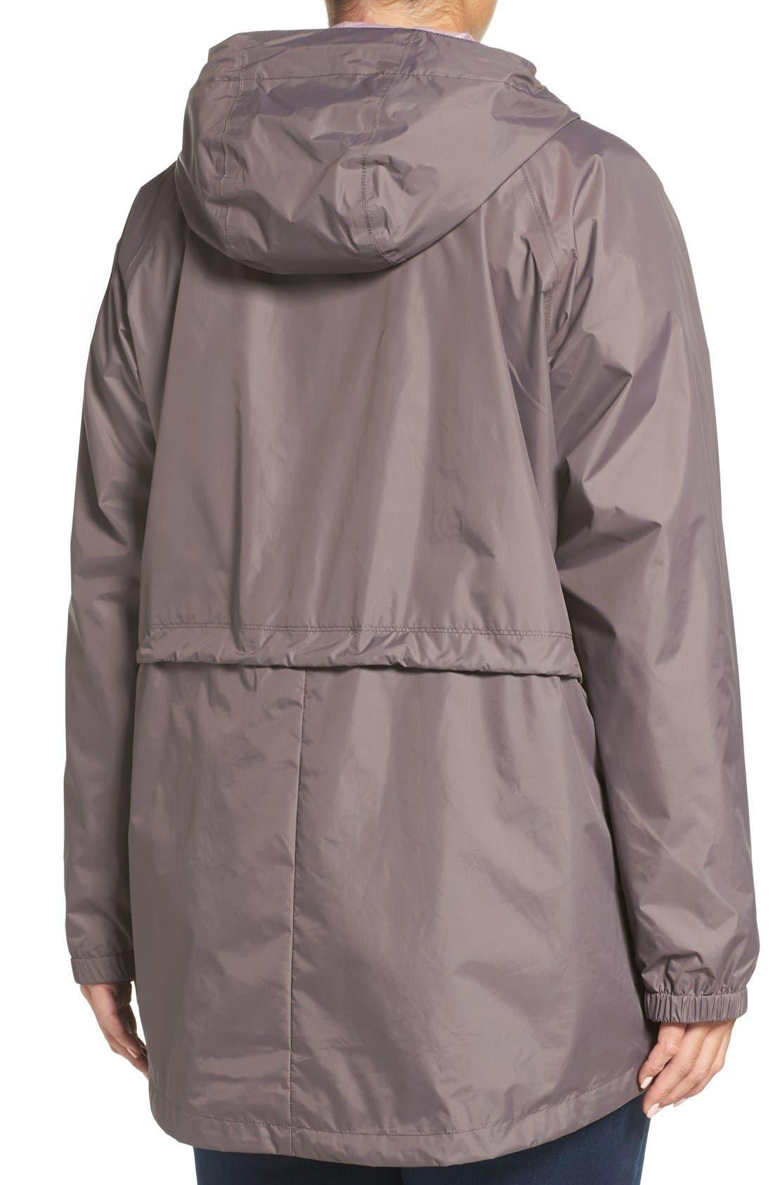 'Arcadia' Hooded Waterproof Casual Jacket,                             Alternate thumbnail 27, color,