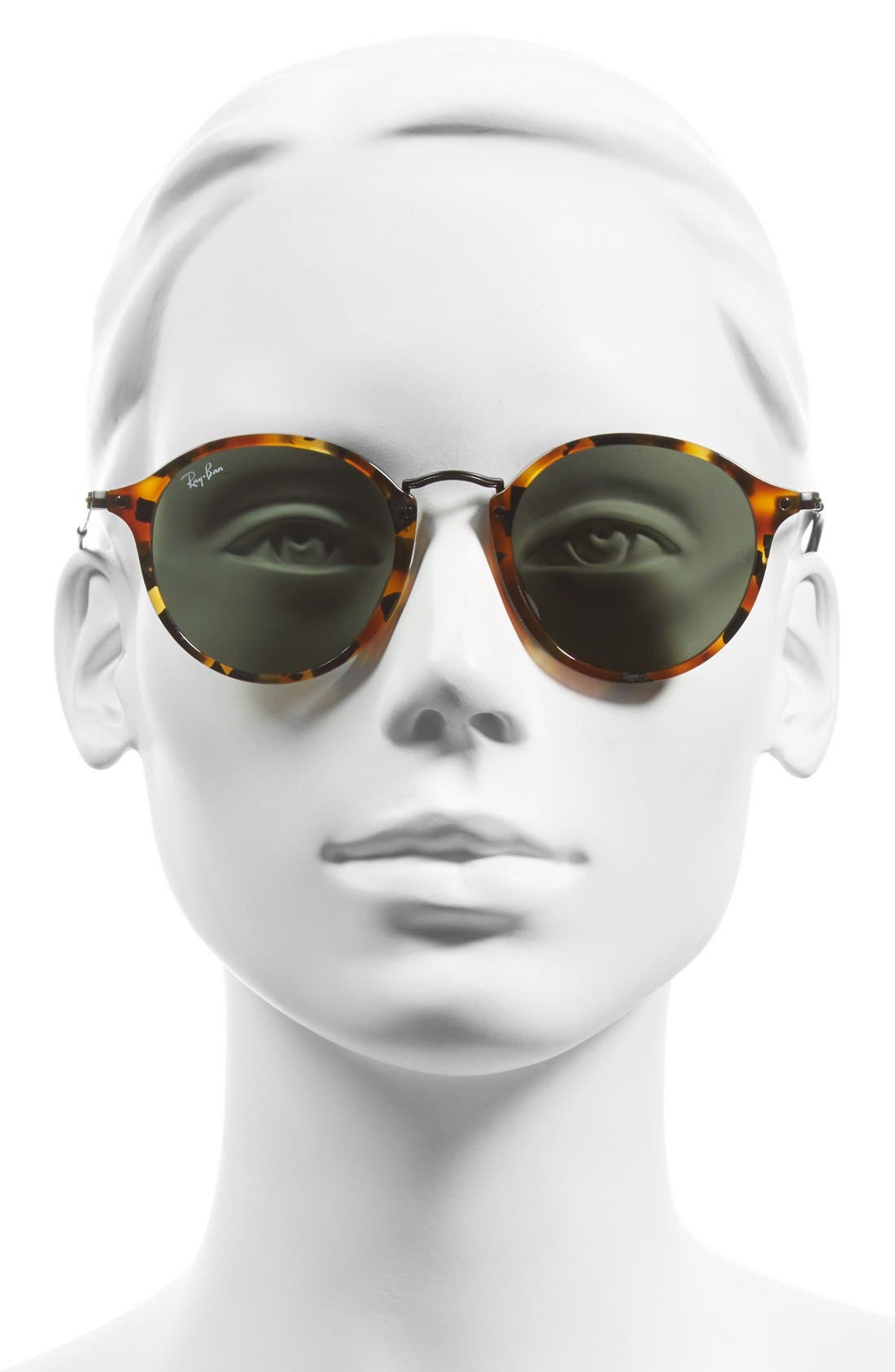 'Icon' 49mm Sunglasses,                             Alternate thumbnail 7, color,