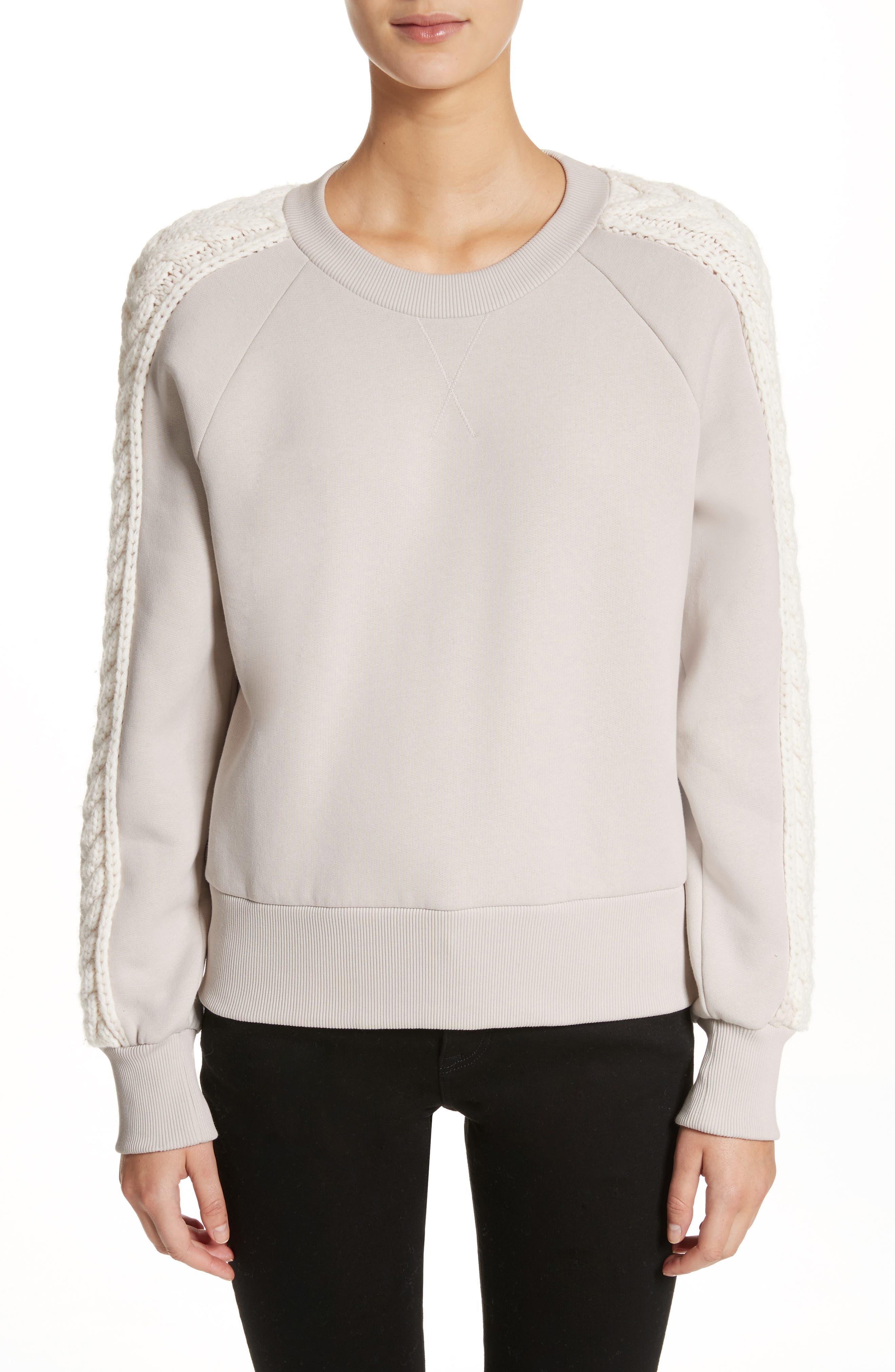 Selho Sweatshirt,                             Main thumbnail 1, color,                             106