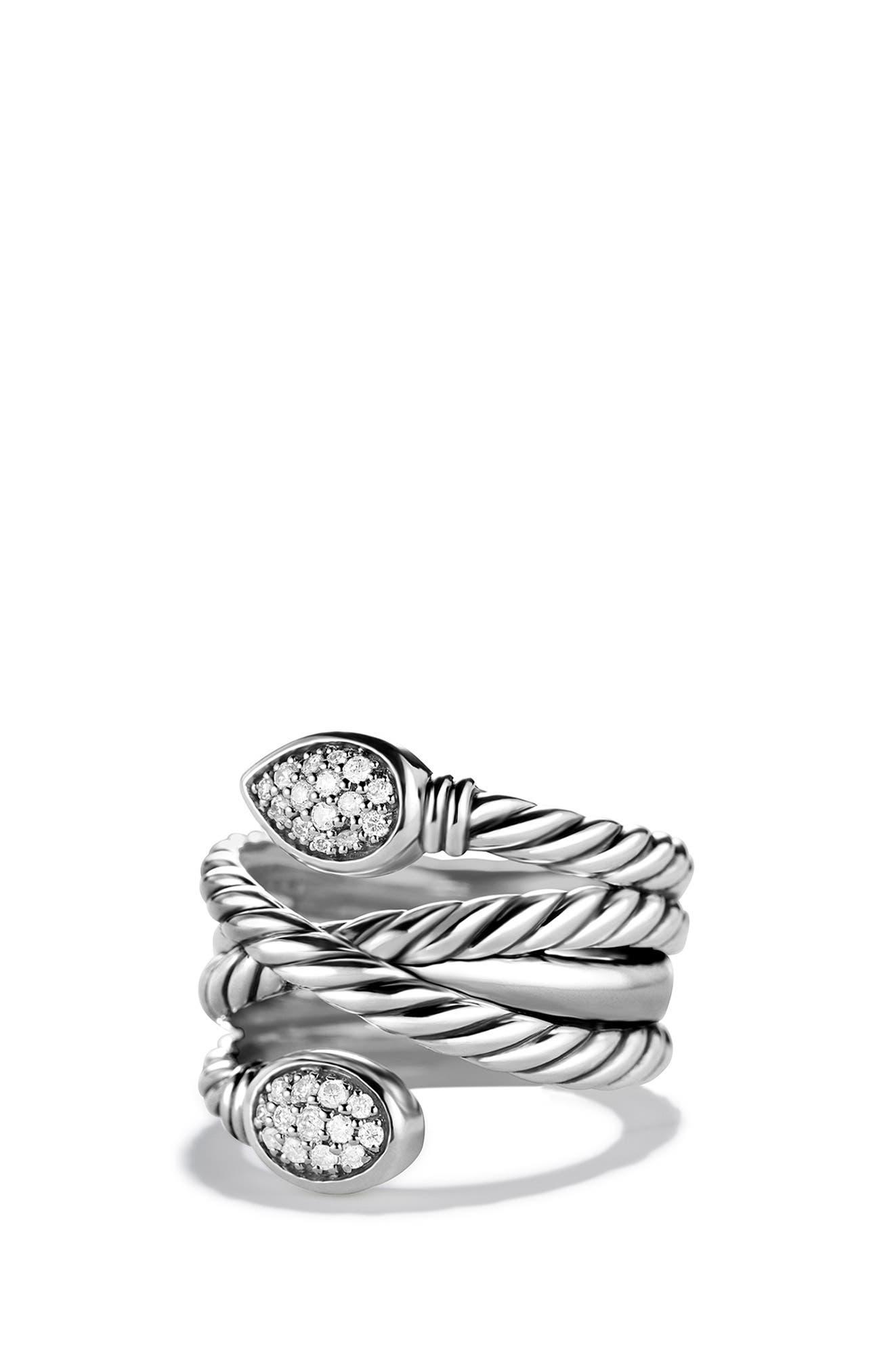 'Renaissance' Ring with Diamonds,                             Alternate thumbnail 5, color,                             040