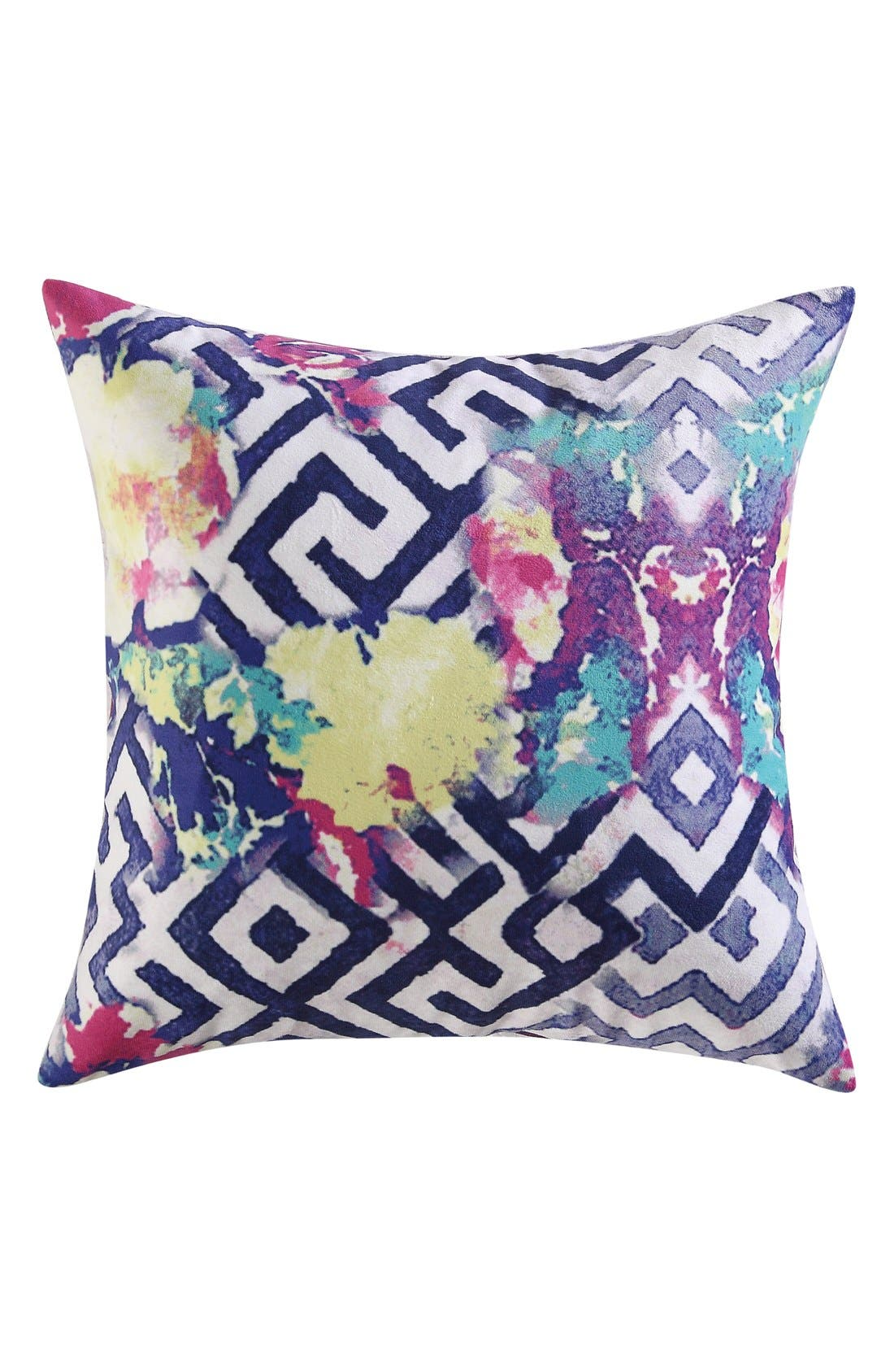 POETIC WANDERLUST Tracy Porter<sup>®</sup> For Poetic Wanderlust<sup>®</sup> 'Florabella' Velvet Pillow, Main, color, 440